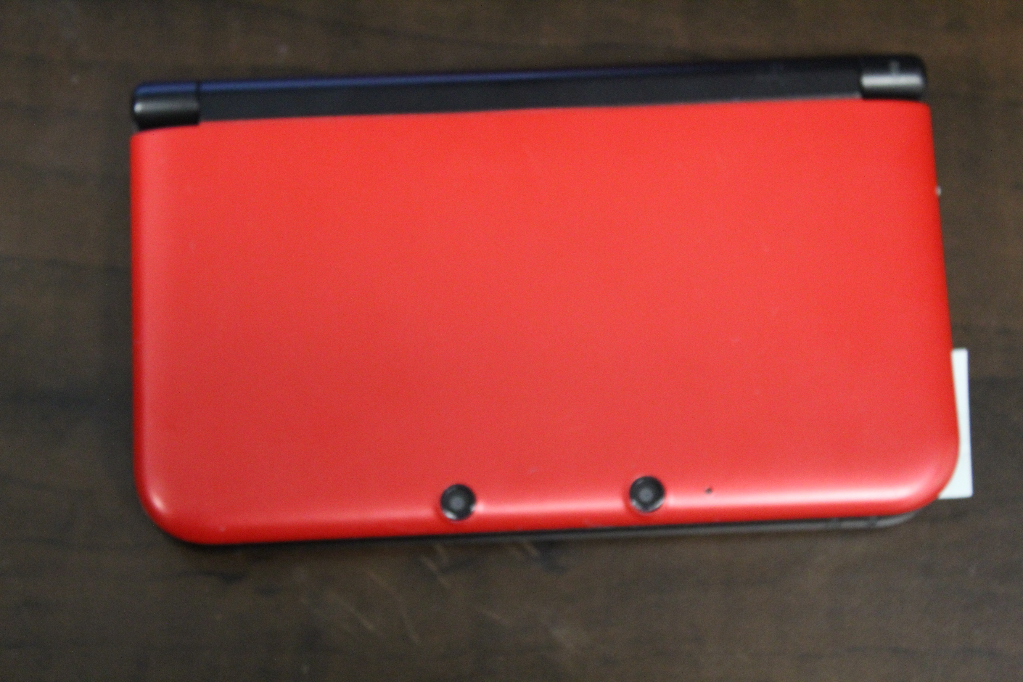 - 3DS XL - RED