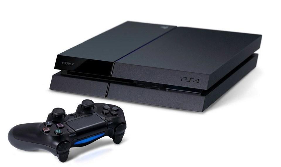 500GB PS4 1ST GEN CONSOLE