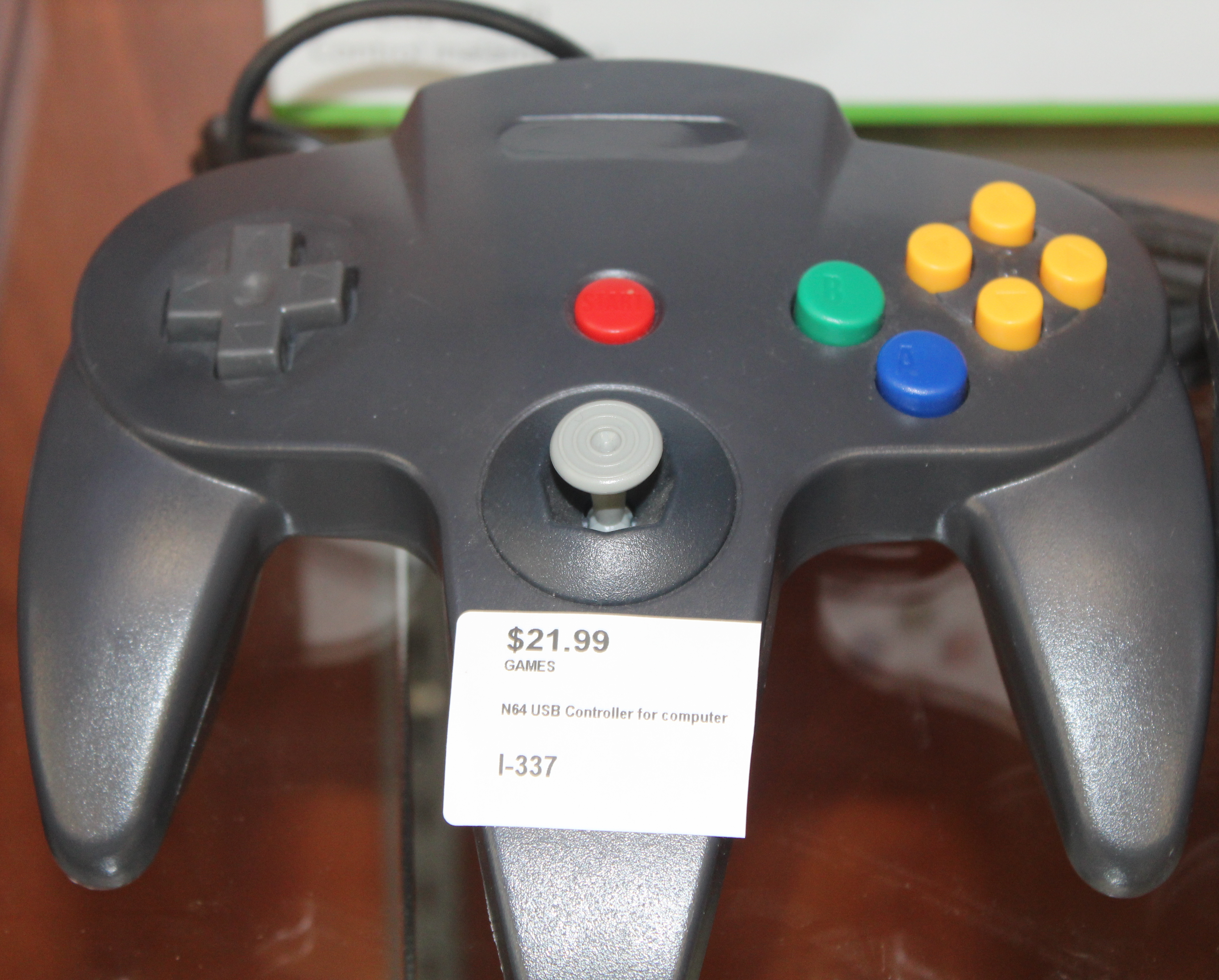 *NEW* USB N64 Controller