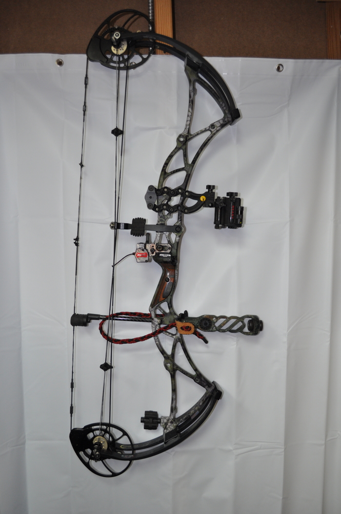 Bowtech Reign 7 Rh Compound Bow Draw Length 29 Draw Weight 70 Lbs