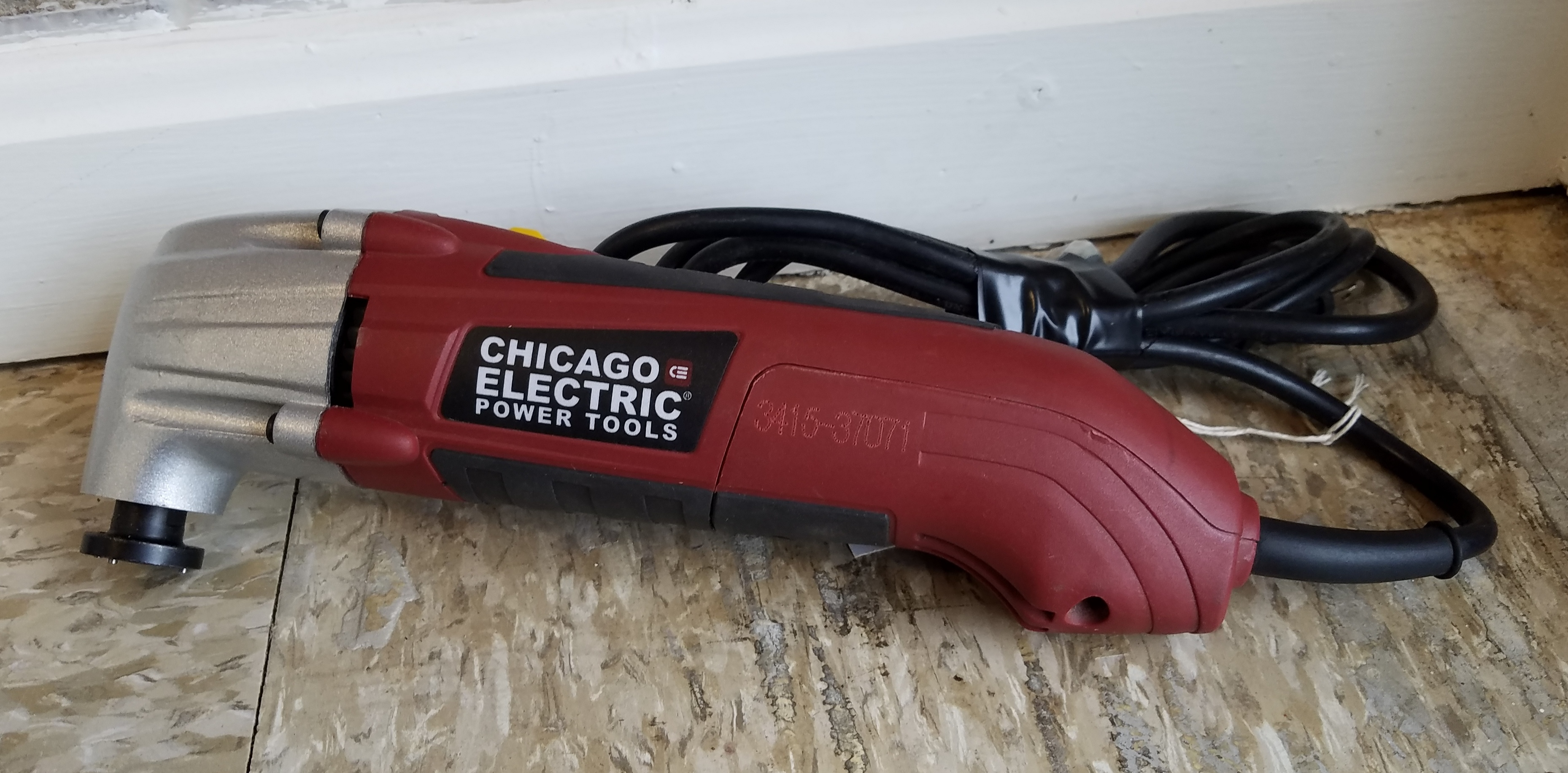 CHICAGO ELECTRIC 62302 POWER TOOL