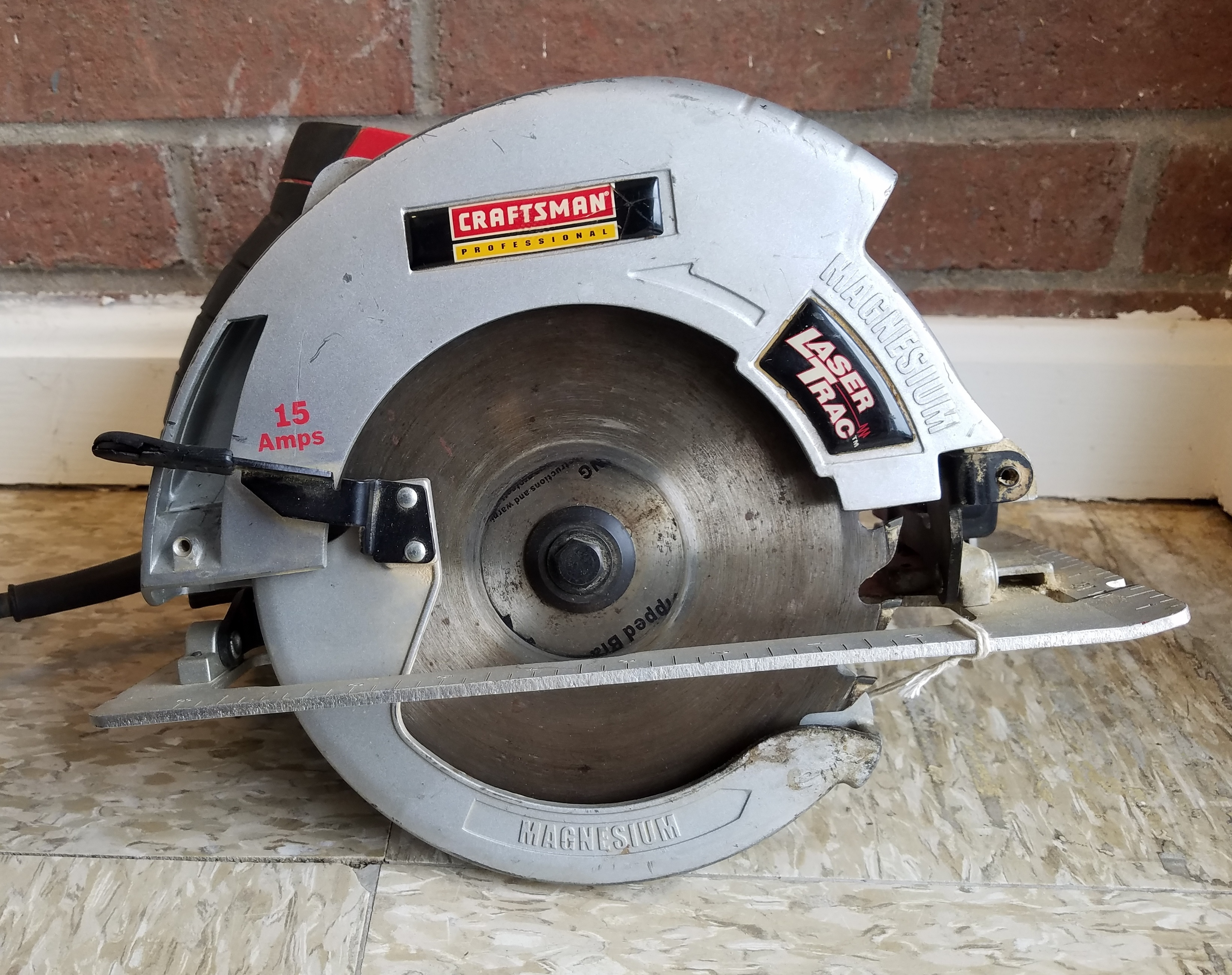 CRAFTSMAN 320.28060 CIRCULAR SAW POWER TOOLS