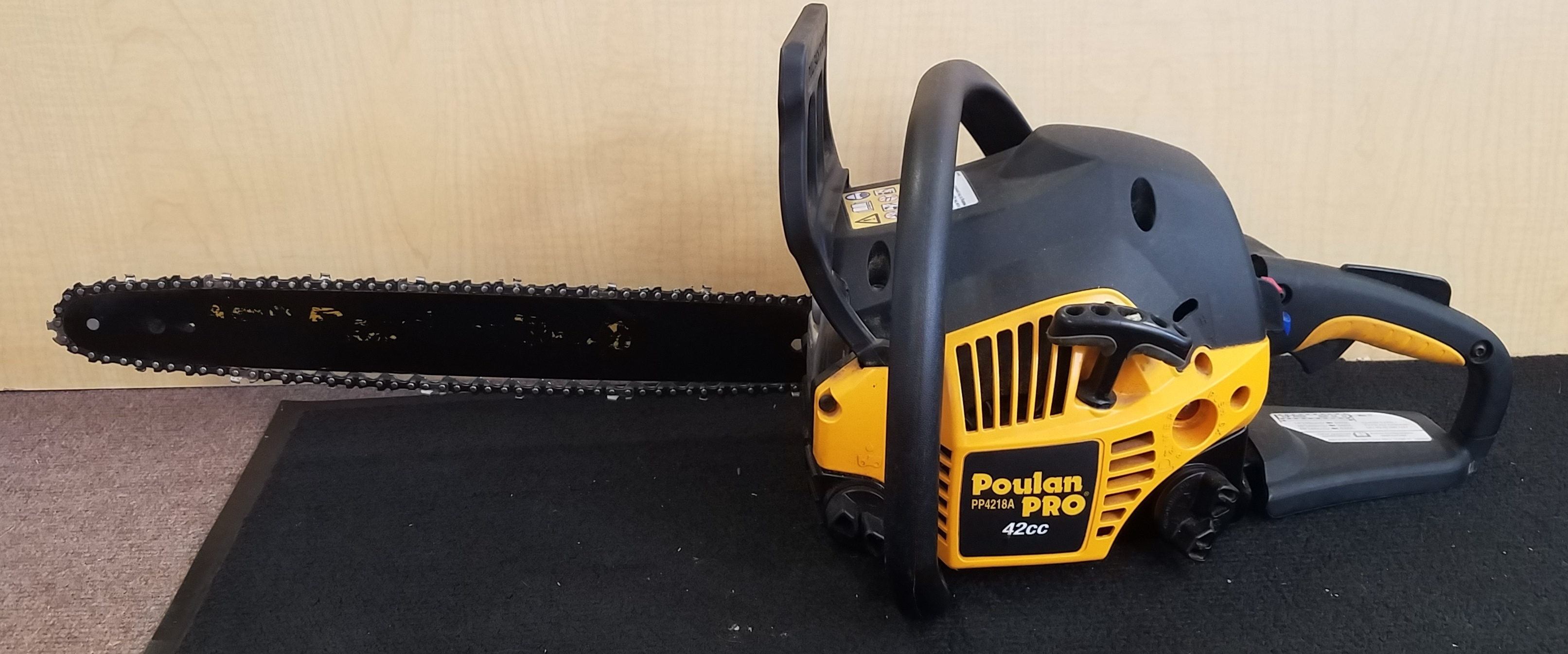 POULAN  PP4218A  CHAIN SAW TOOLS