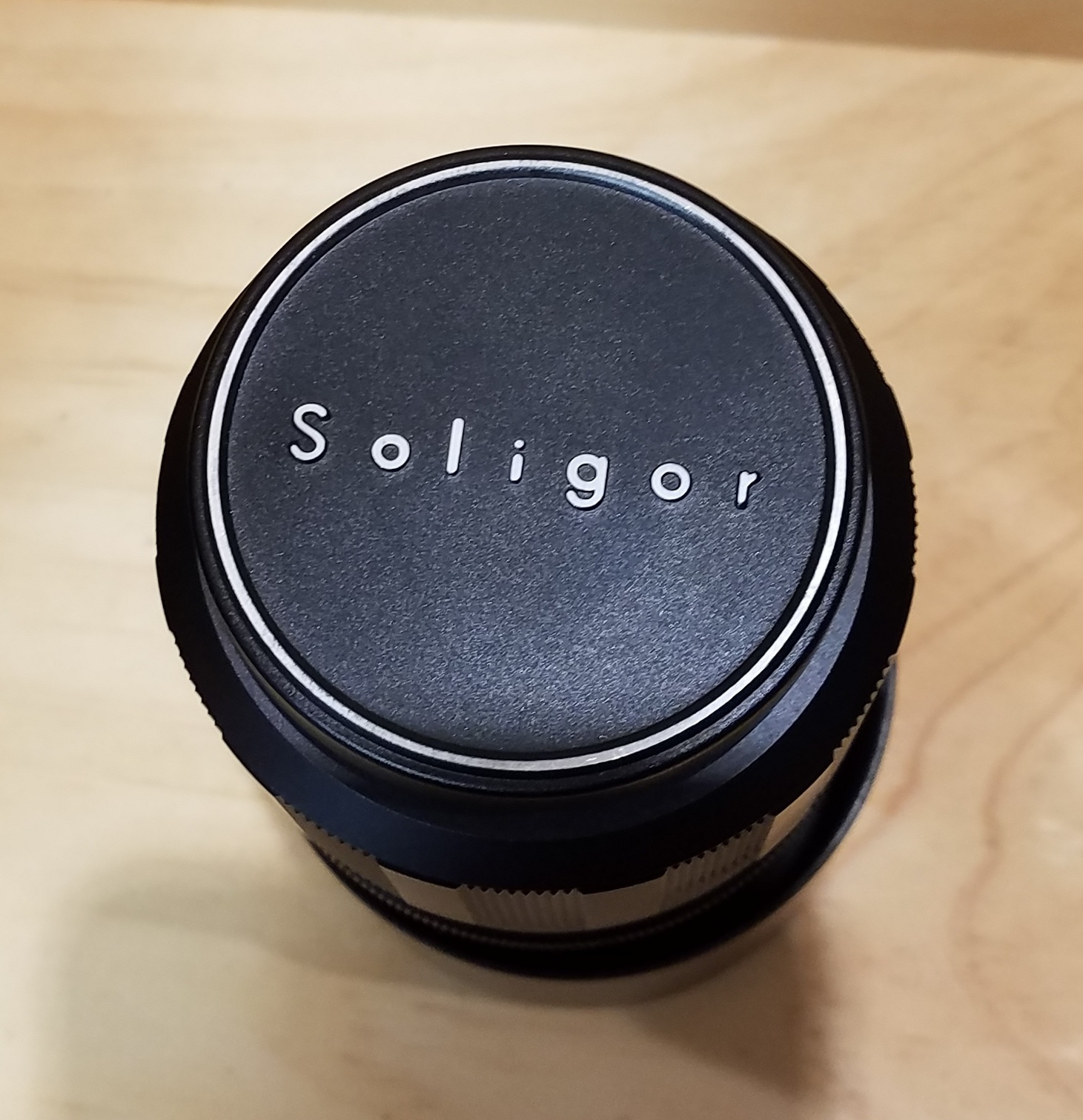 SOLIGOR  tele-auto  LENS CAMERA EQUIPMENT