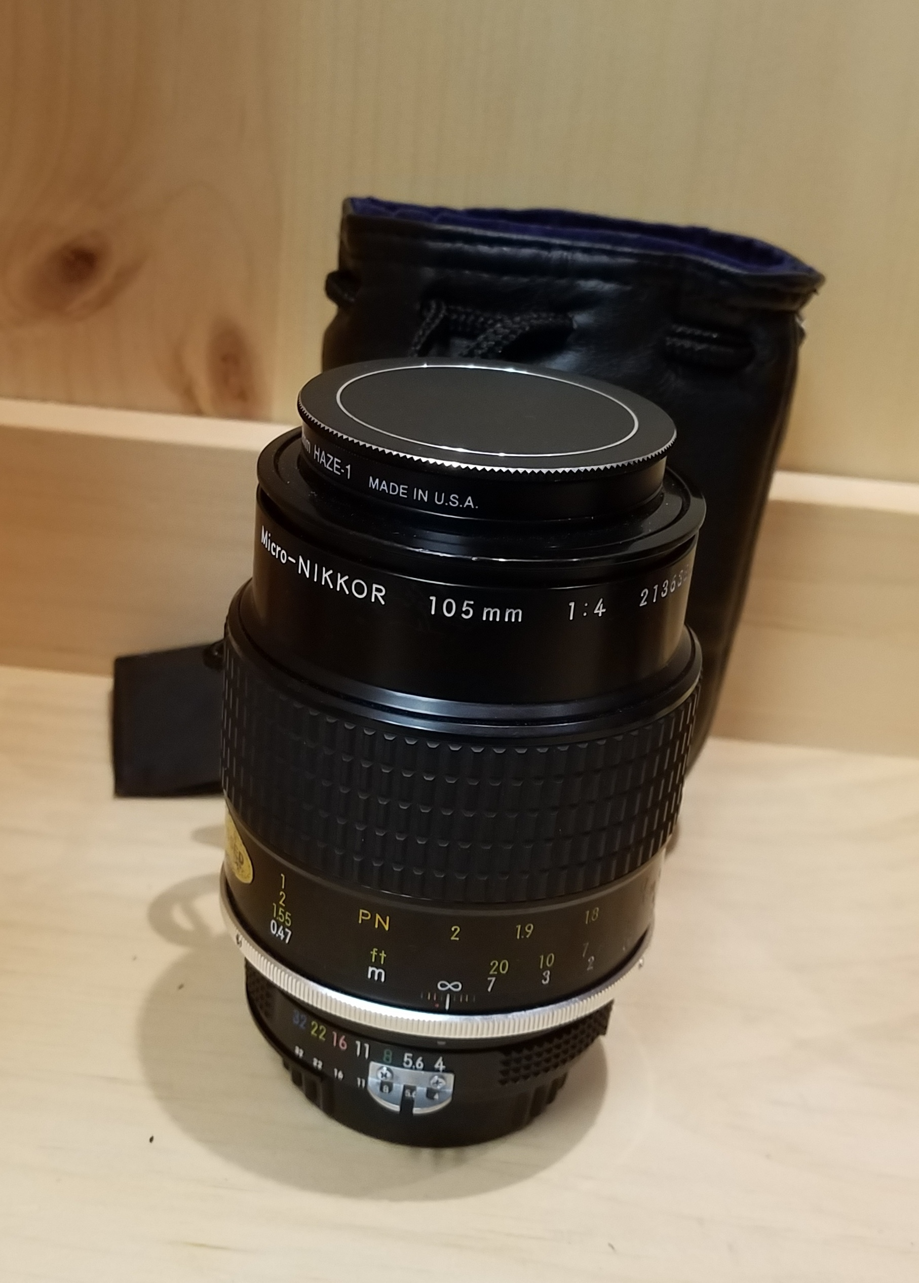 NIKON  NIKKOR TIFFEN  LENS CAMERA EQUIPMENT