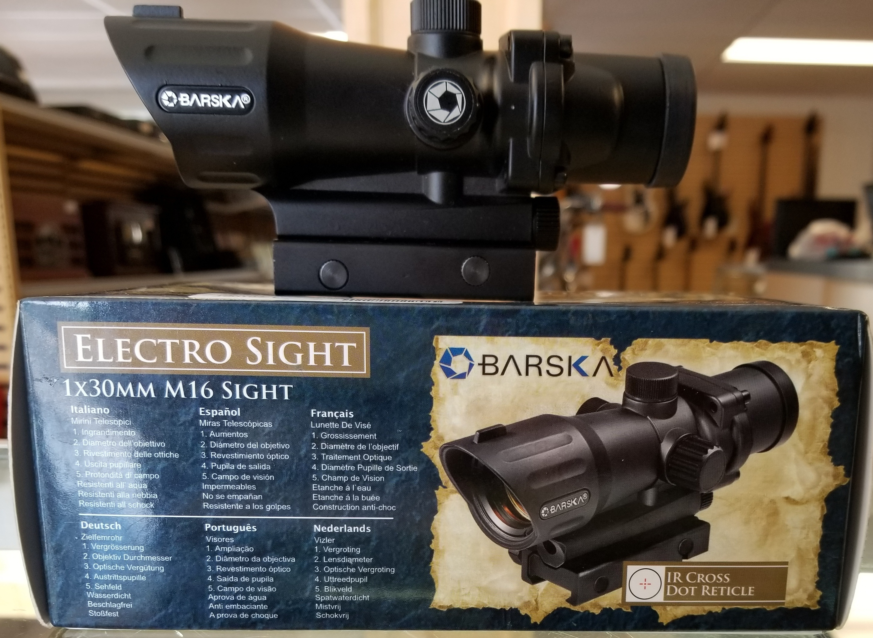 BARSKA - ELECTROSIGHT - SCOPE HUNTING SUPPLIES