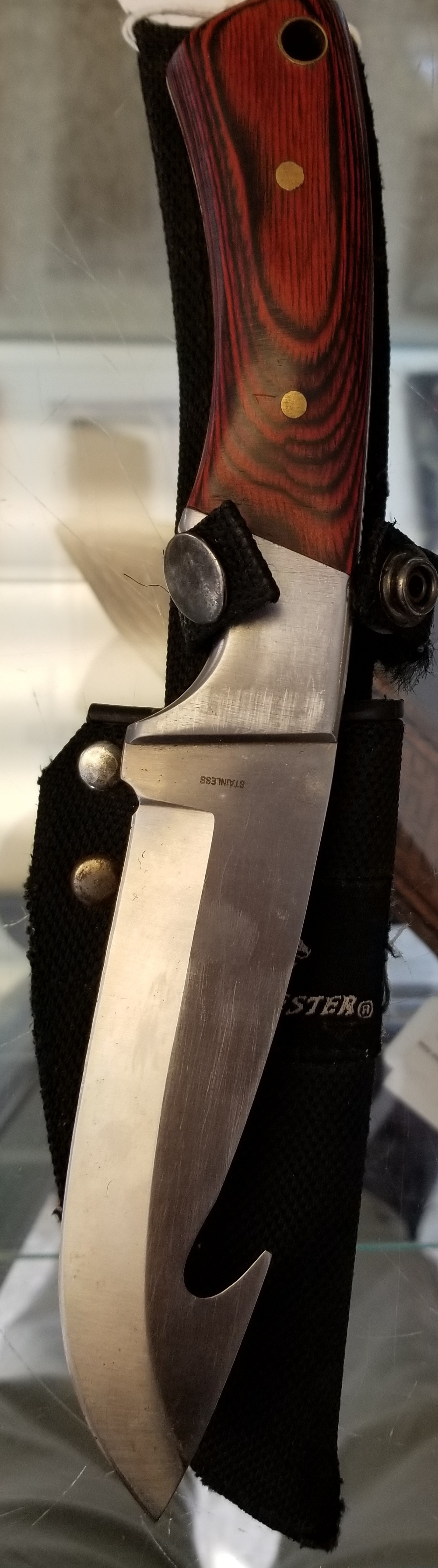 WINCHESTER - SKINNING - KNIFE HUNTING SUPPLIES