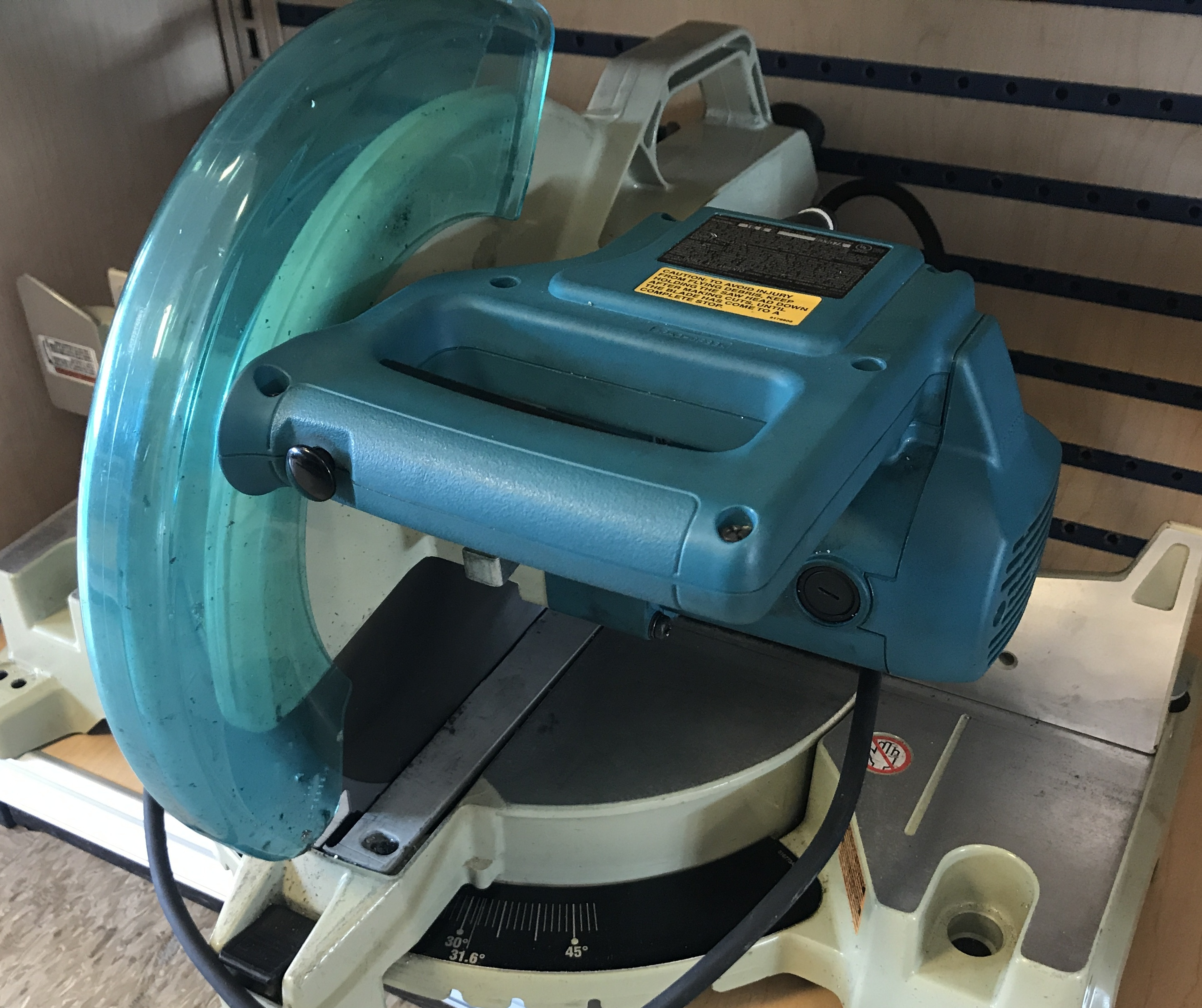 MAKITA  LS1221 MITRE SAW