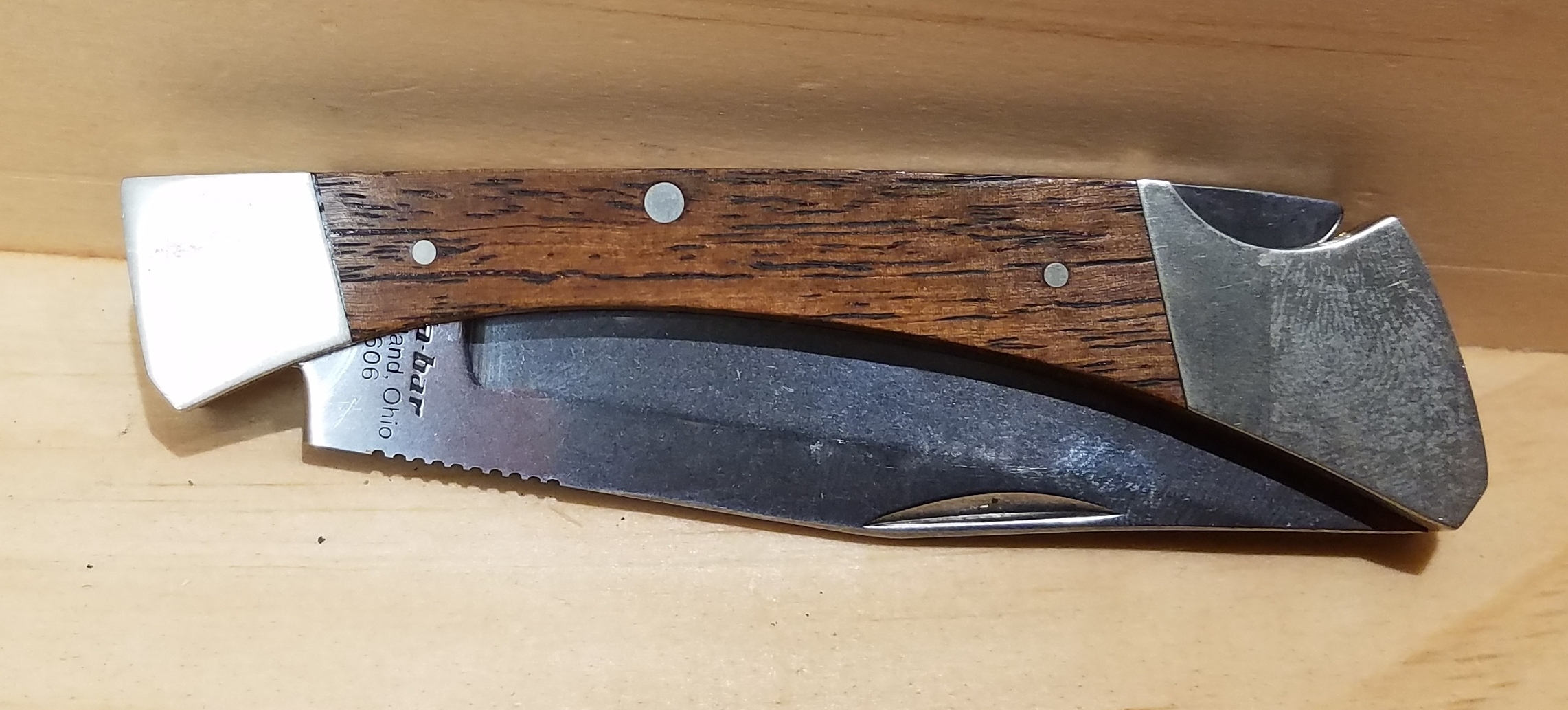 KABAR  1606  KNIFE HUNTING SUPPLIES