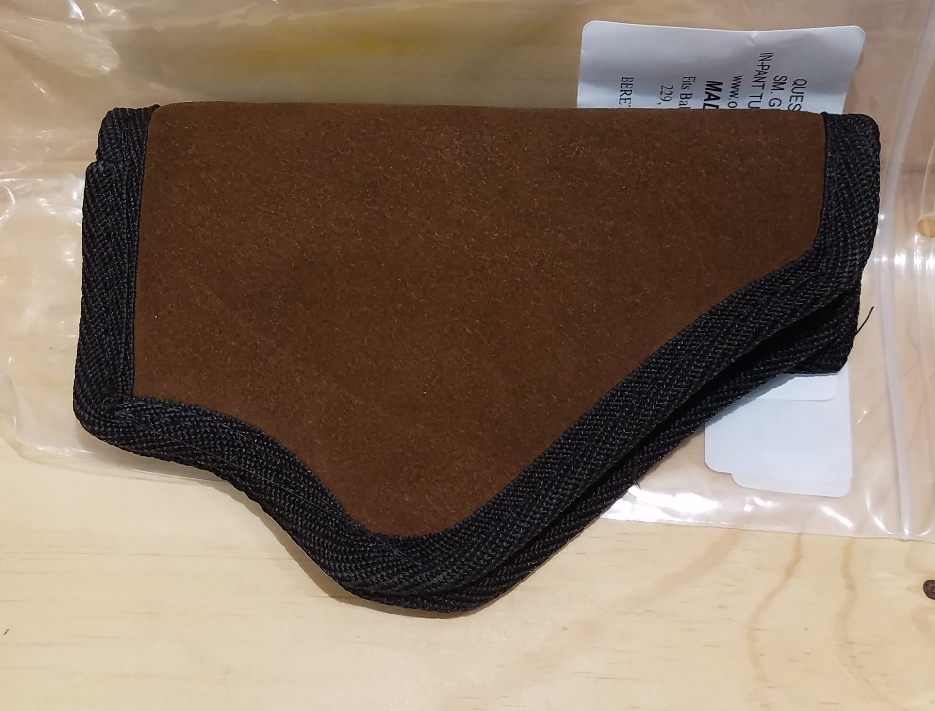 OPI  QUEST 45090LTH  HOLSTER HUNTING SUPPLIES