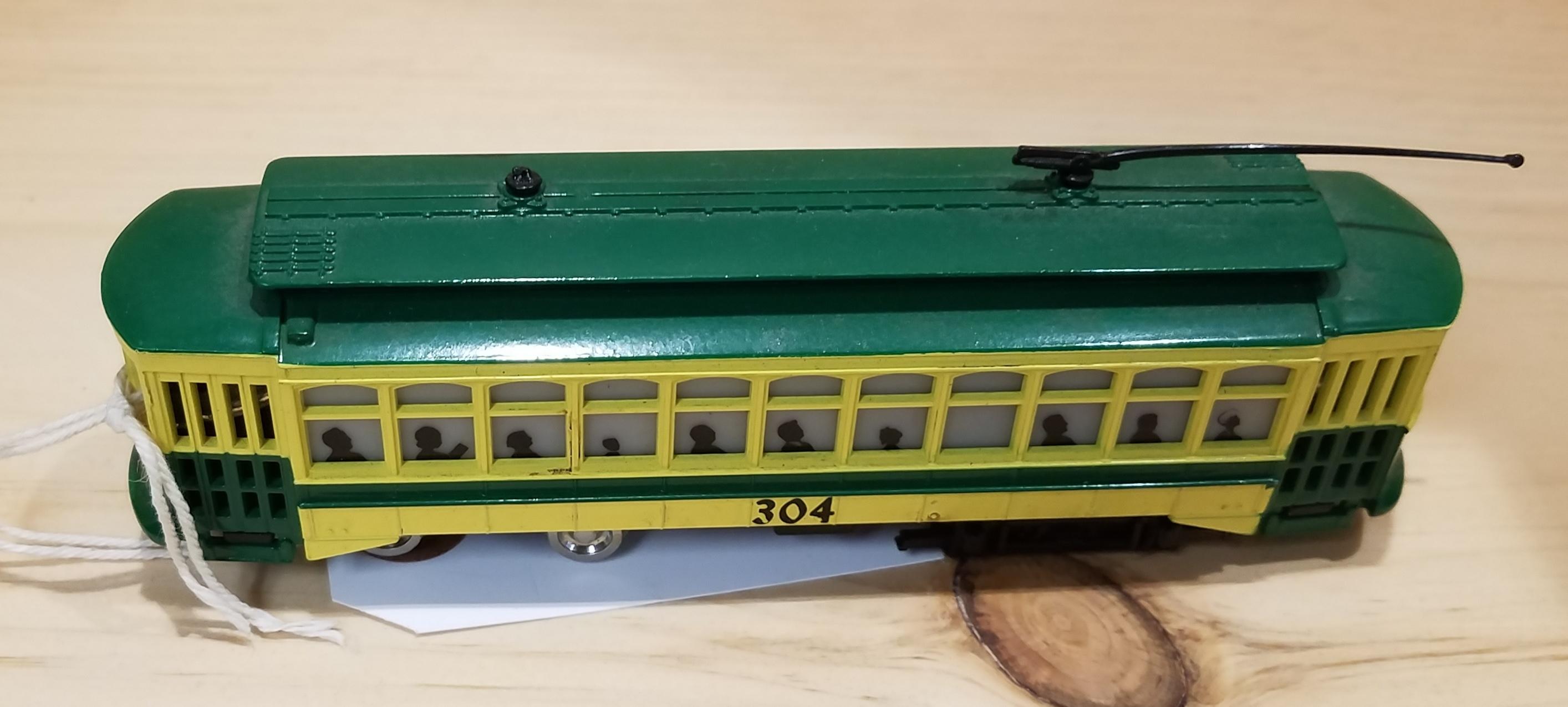 BACHMANN  304 RAIL CAR  TRAINS TOYS