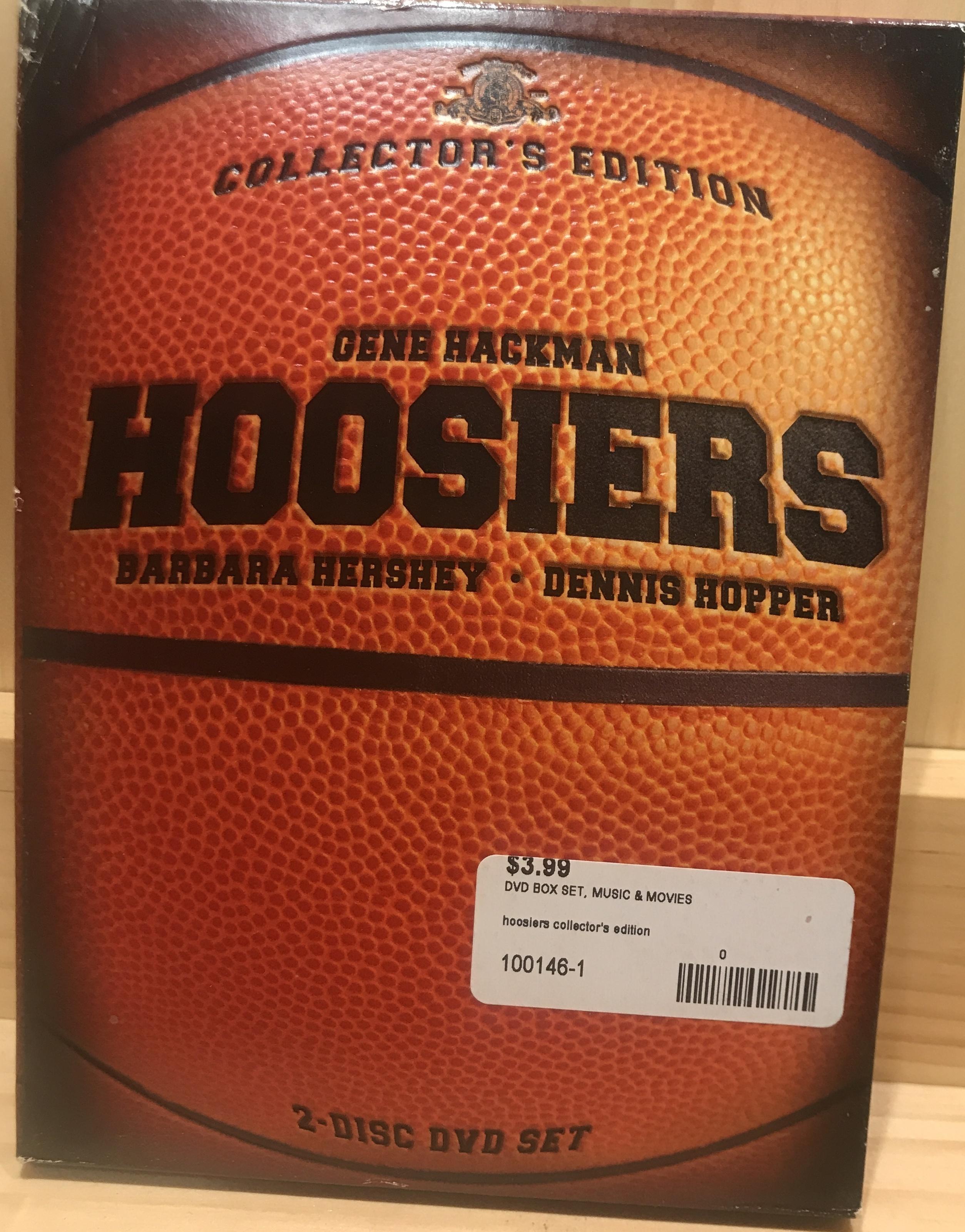 Hoosiers Box