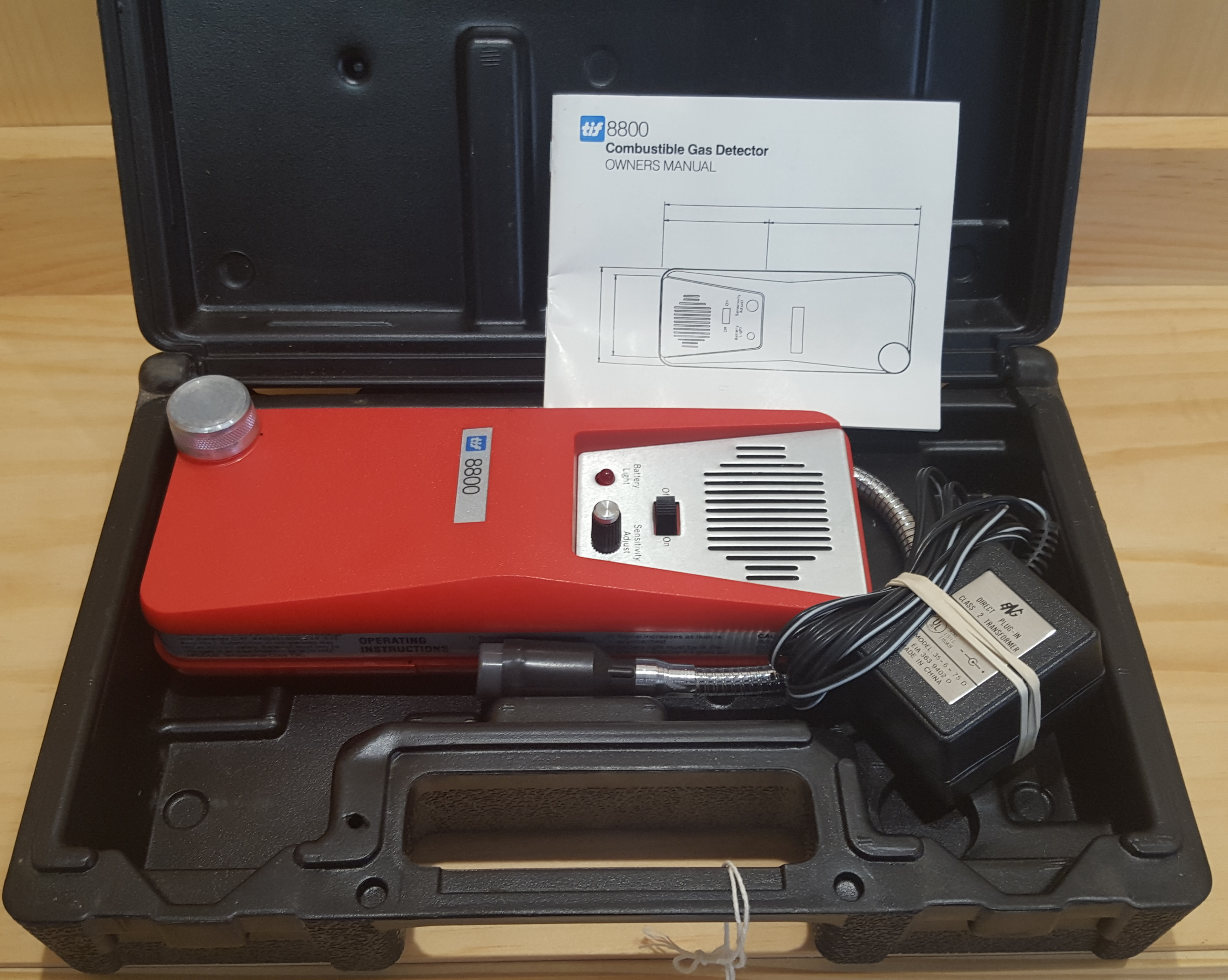 GAS TESTER TOOLS