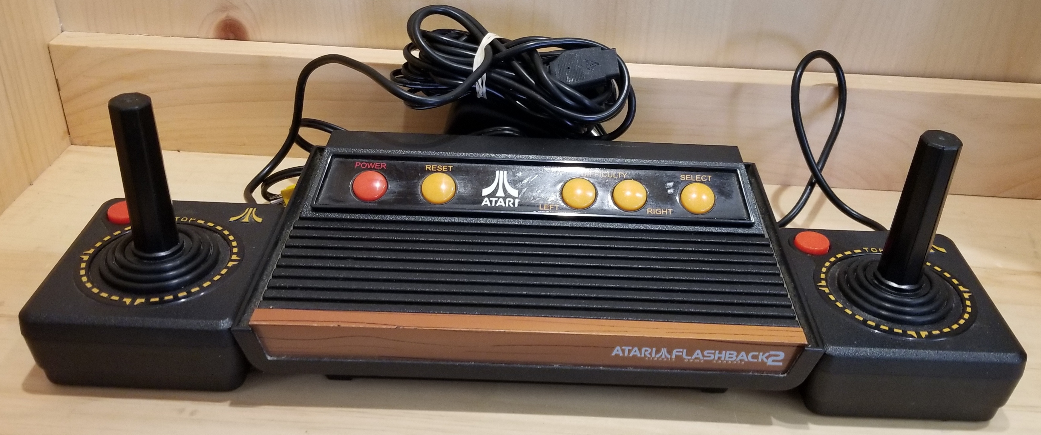 ATARI - FLASHBACK 2 - ATARI GAME SYSTEMS