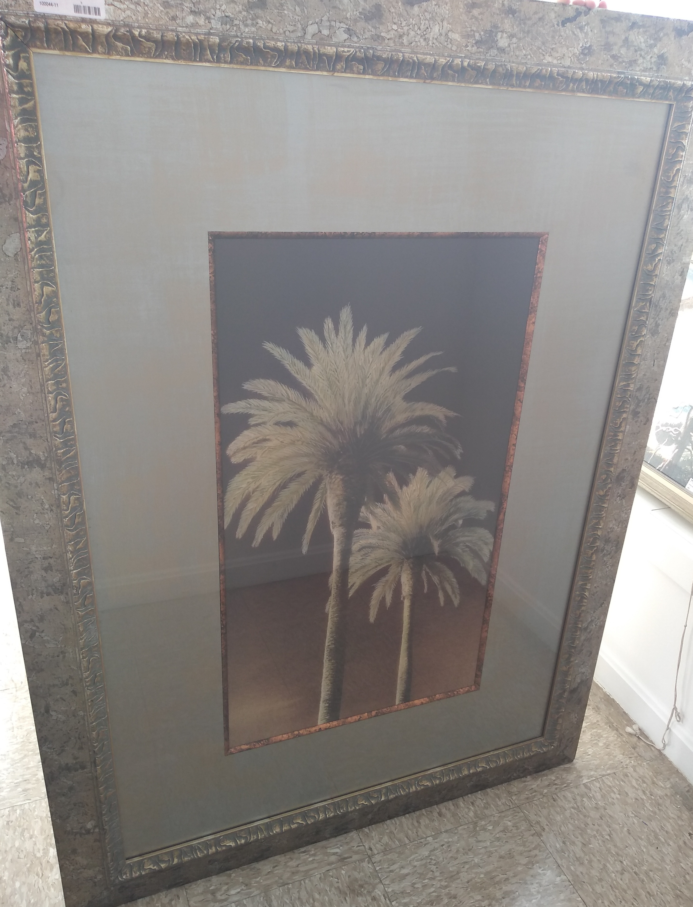 PALM TREE PICTURES IN FRAME