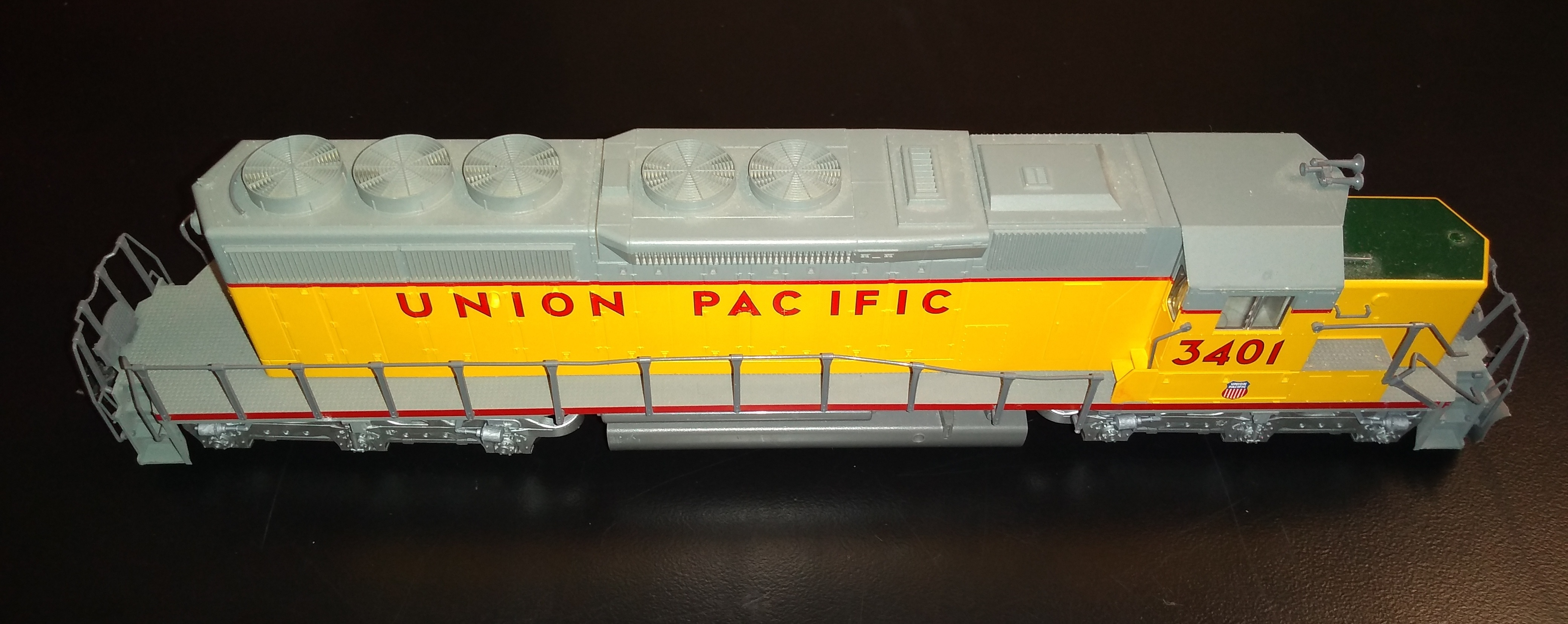 KATO UNION PACIFIC TRAIN