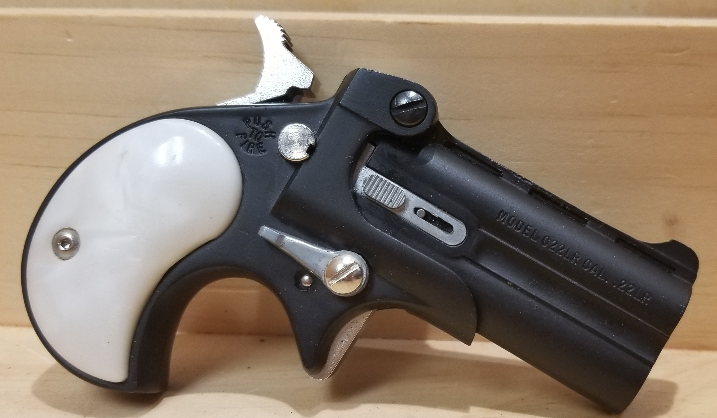 Cobra C22LR  22LR - Single Shot Pistols at GunBroker com