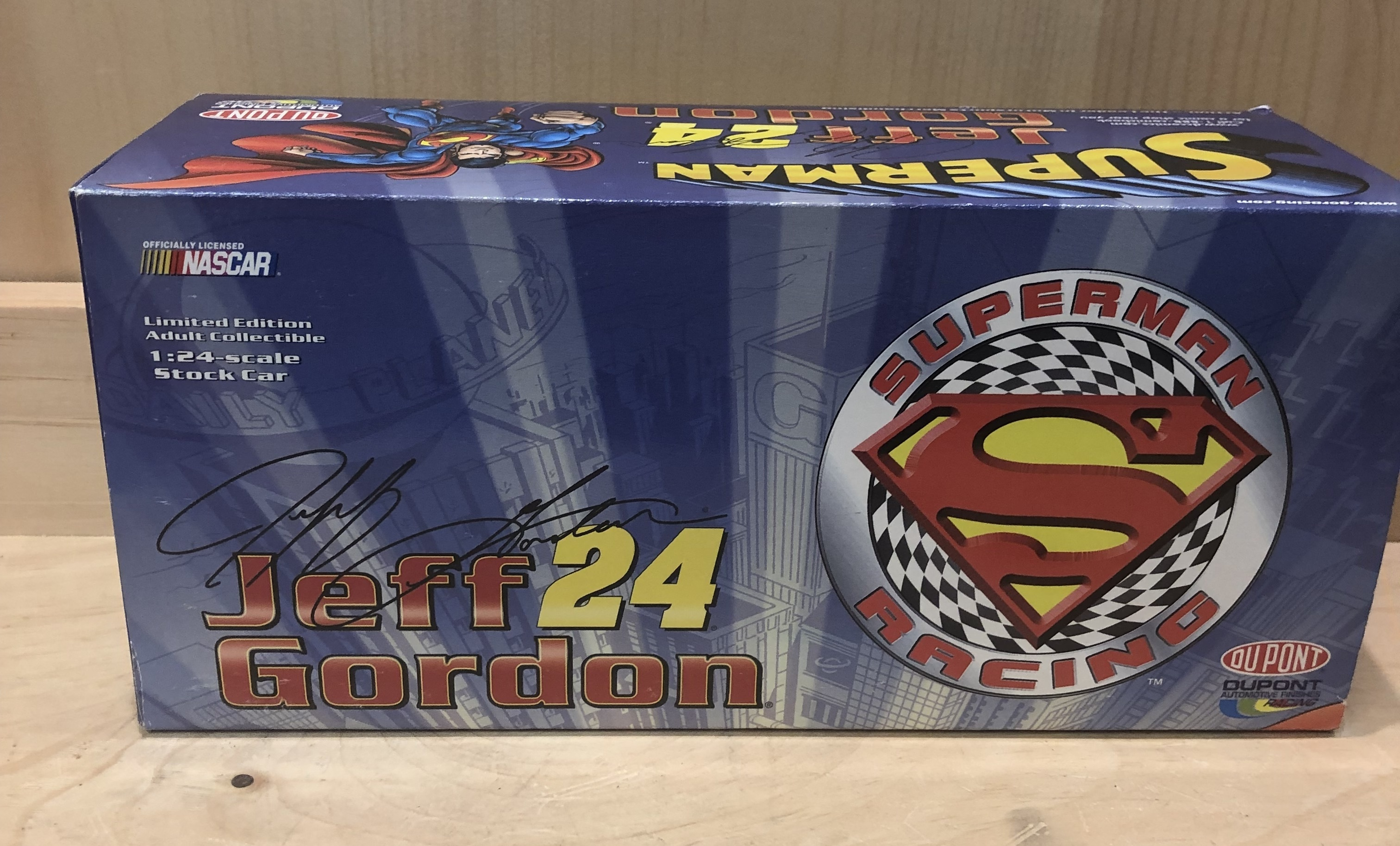 SUPERMAN  CARS COLLECTIBLES