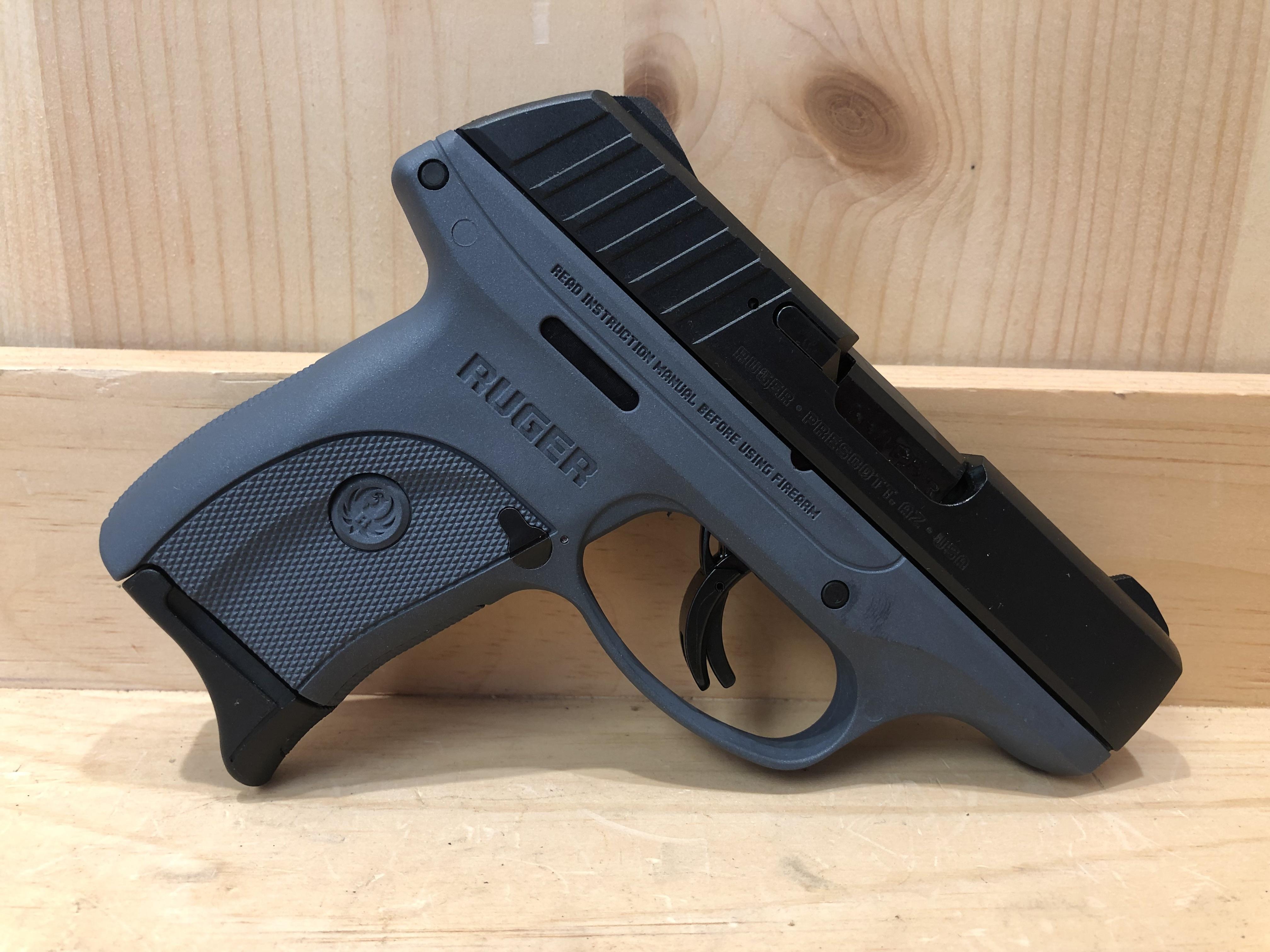 Ruger EC9S 9MM - Semi Auto Pistols at GunBroker com : 801487270