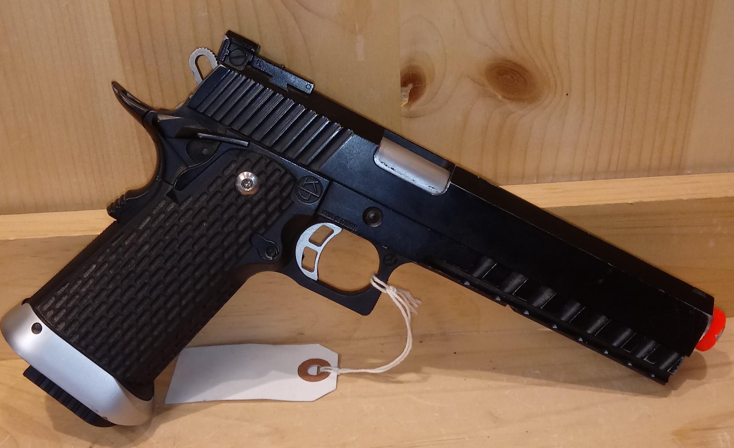 KJW  1911  PELLET GUN
