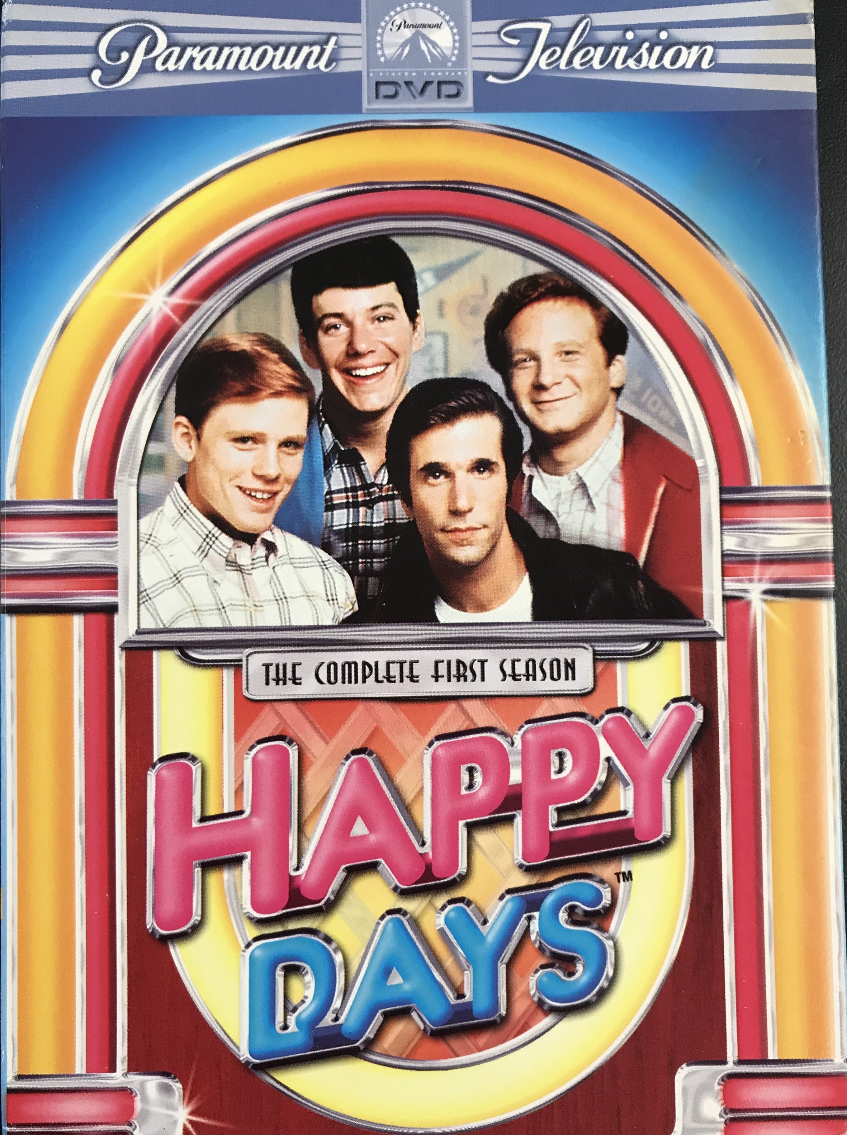 HAPPY DAYS: THE COMPLETE FIRST SEASON - DVD BOX SET