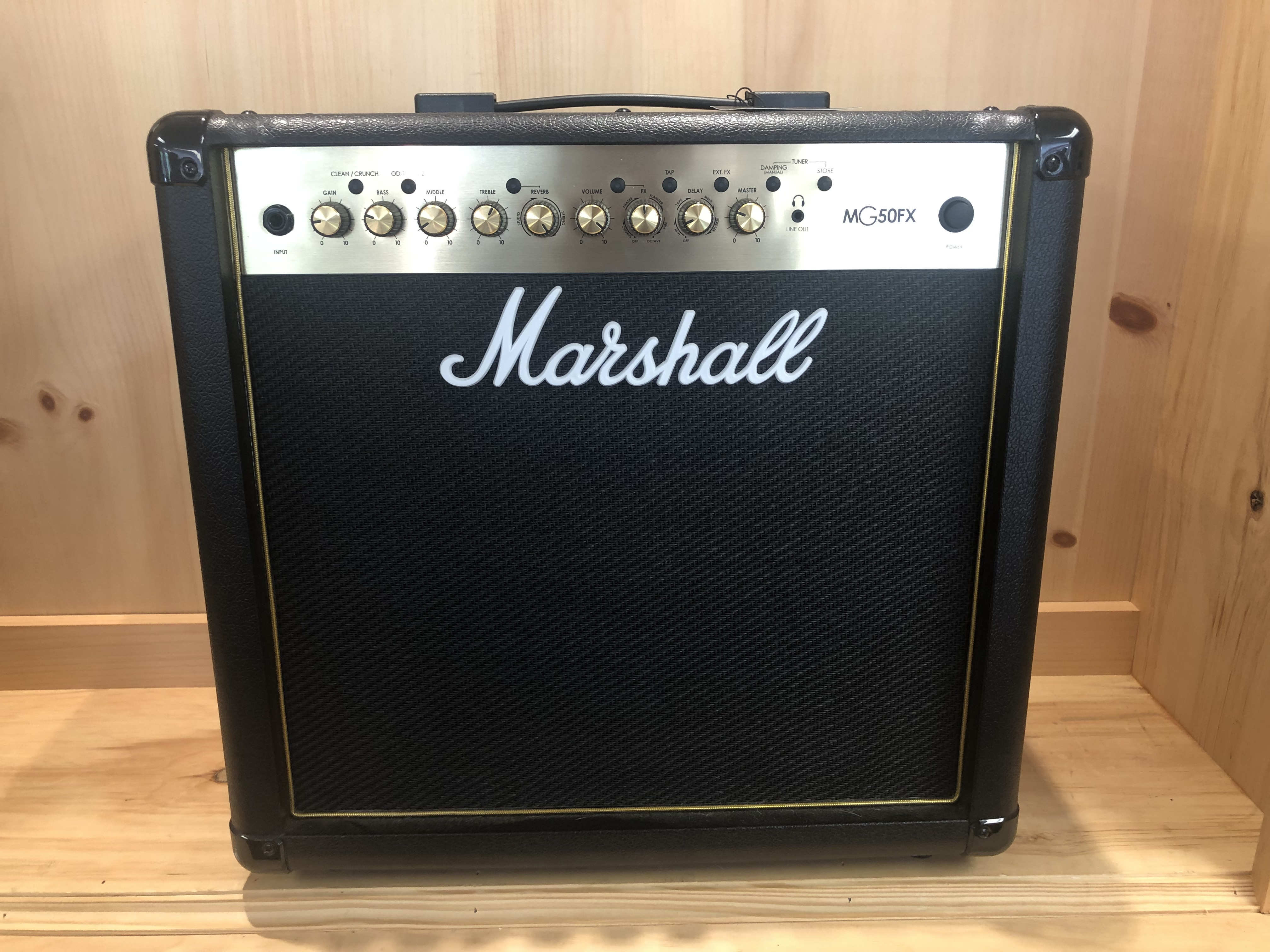 Marshall MG50GFX 50-watt 1x12
