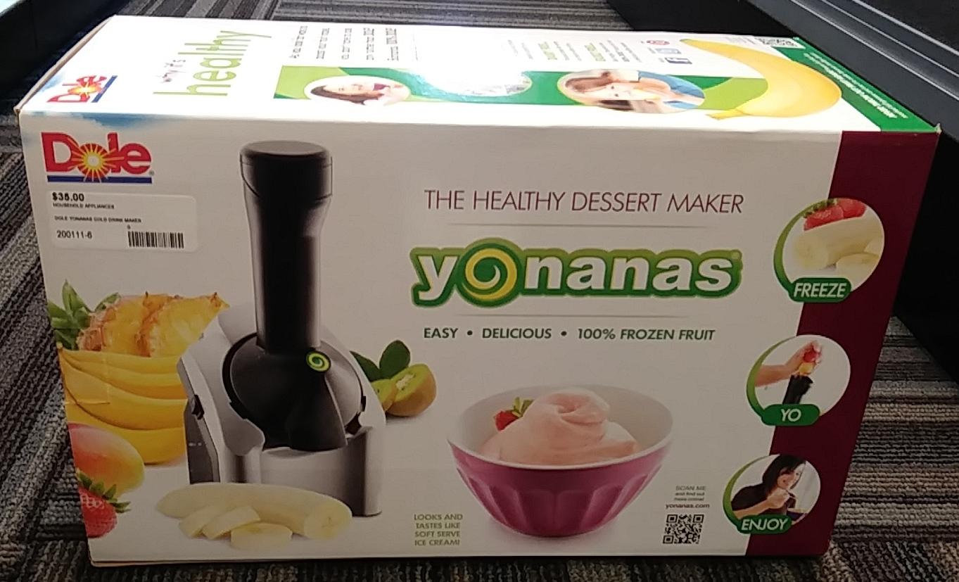 YONANAS- HEALTH DESERT MAKER