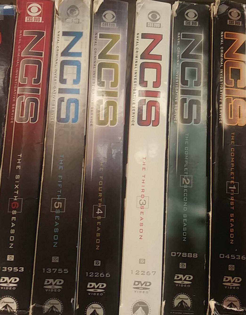 NCIS SEASONS: 1-6