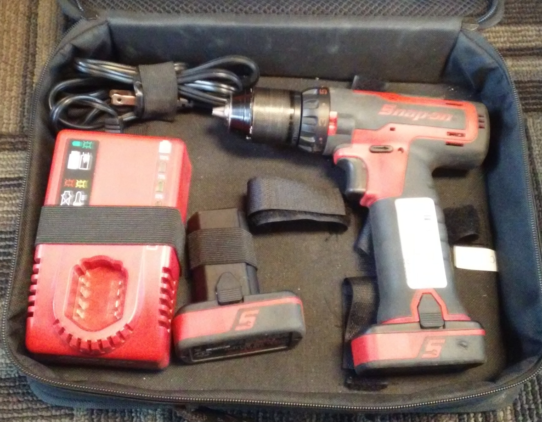 SNAP-ON CDR761 DRILL