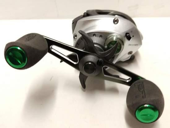 1 OP20F New Quantum pêche Optix Spin Fishing Reel 5.3