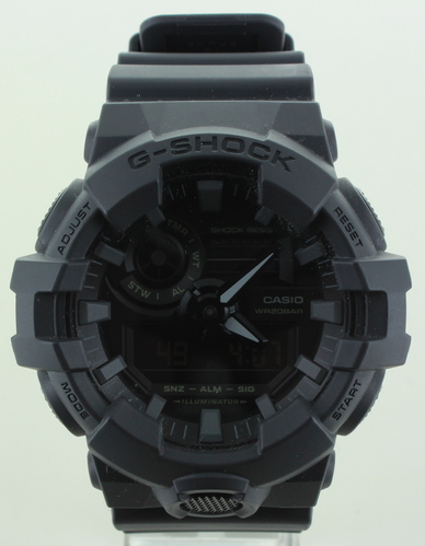 new product fc74c cd71f VINTAGE Men's Casio G-Shock Digital & Analog 5522 GA-700UC ...