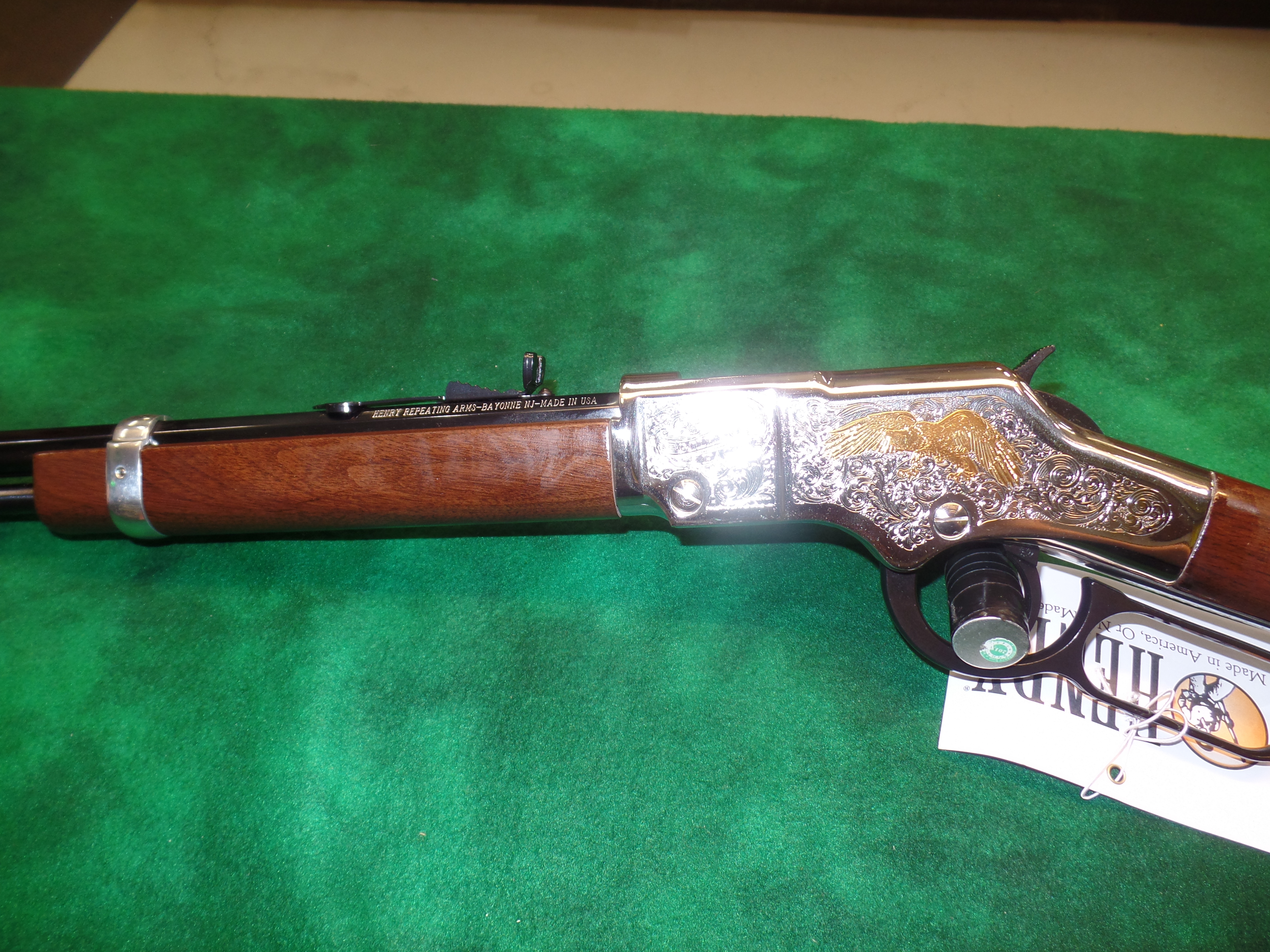 NIB Henry Golden Eagle .22 LR-img-6