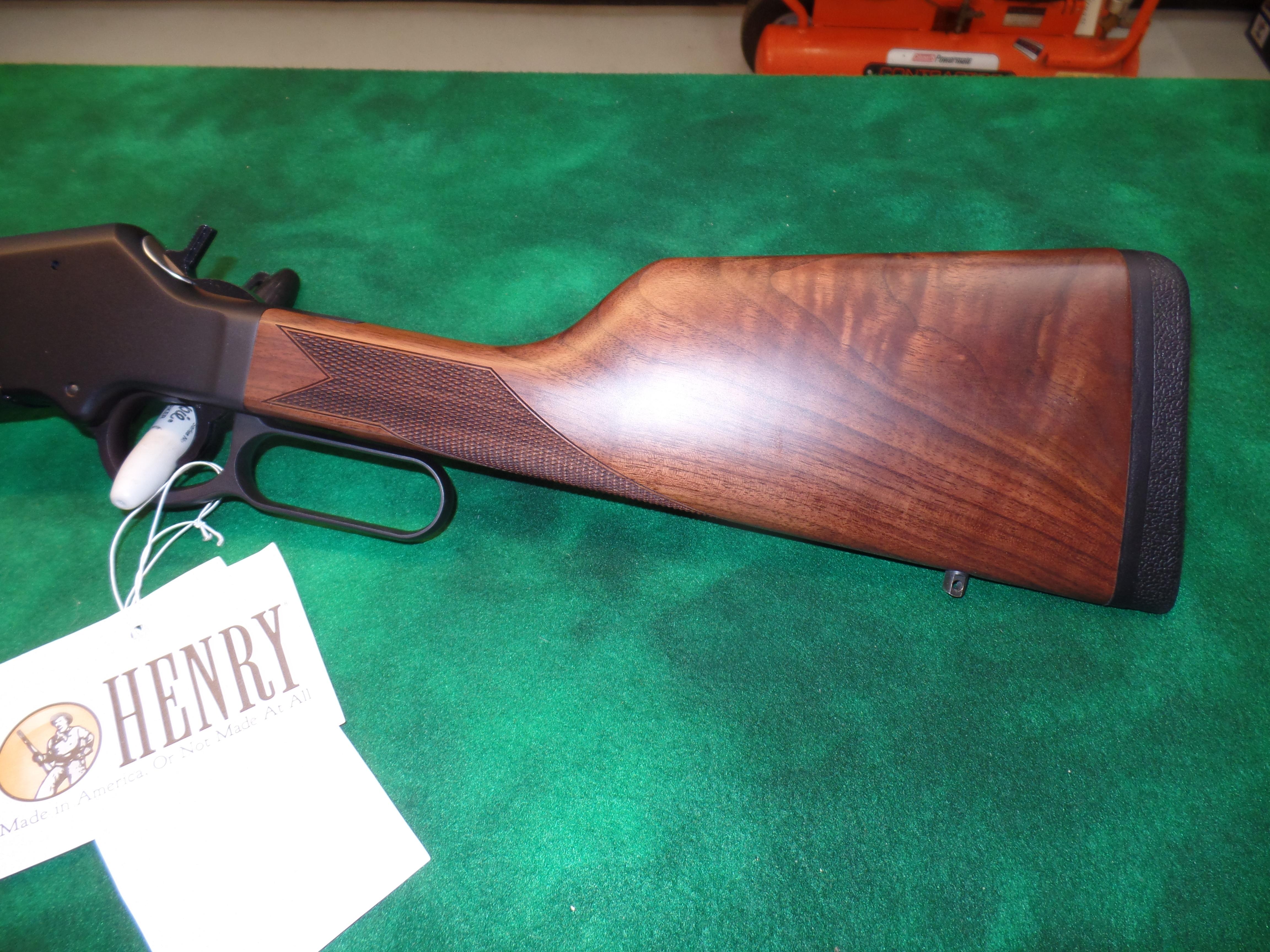 """NIB Henry H014S """"Long Ranger"""" .243 Win-img-7"""