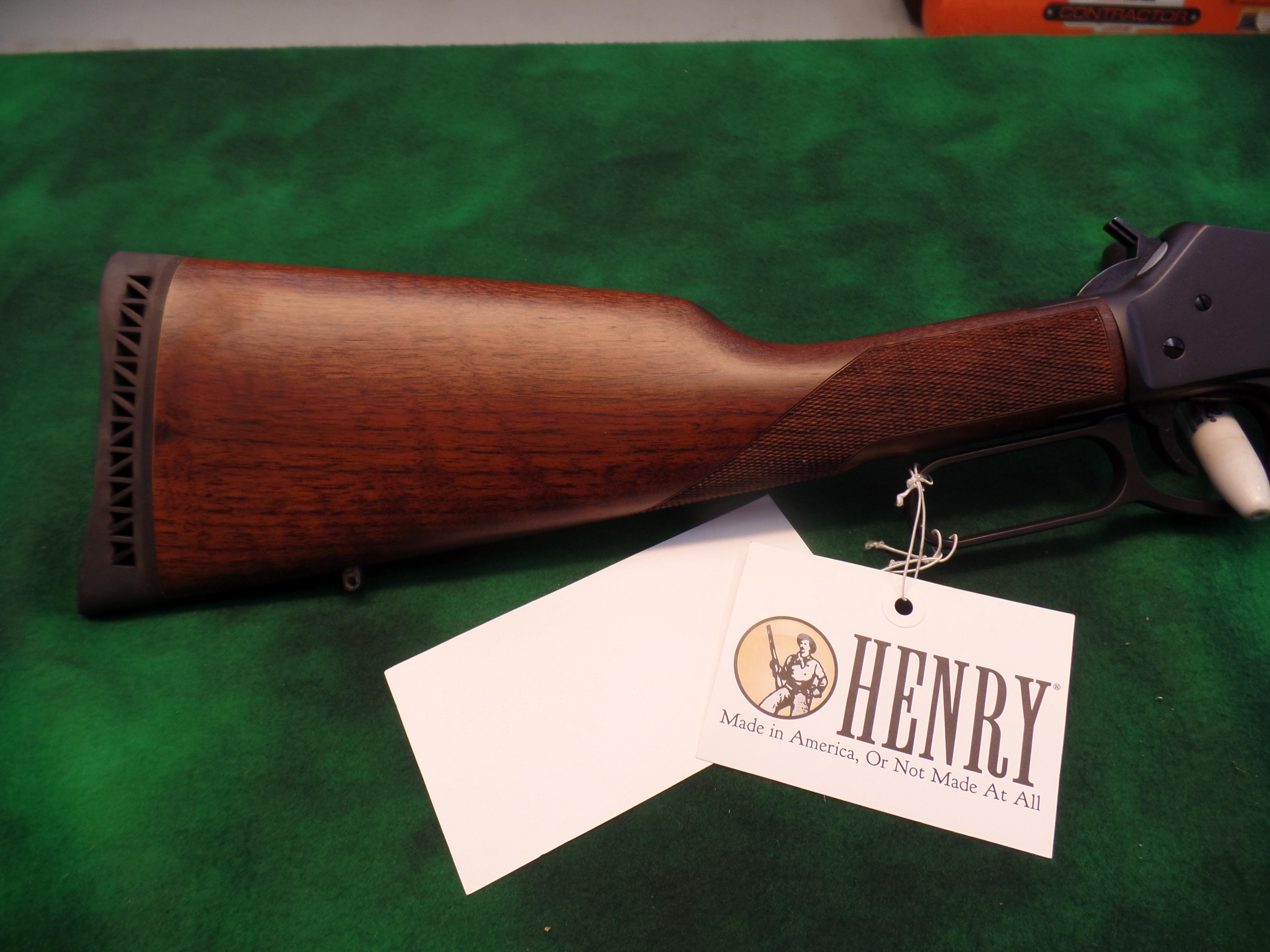 NIB Henry H012M41 .41 Rem Mag-img-2
