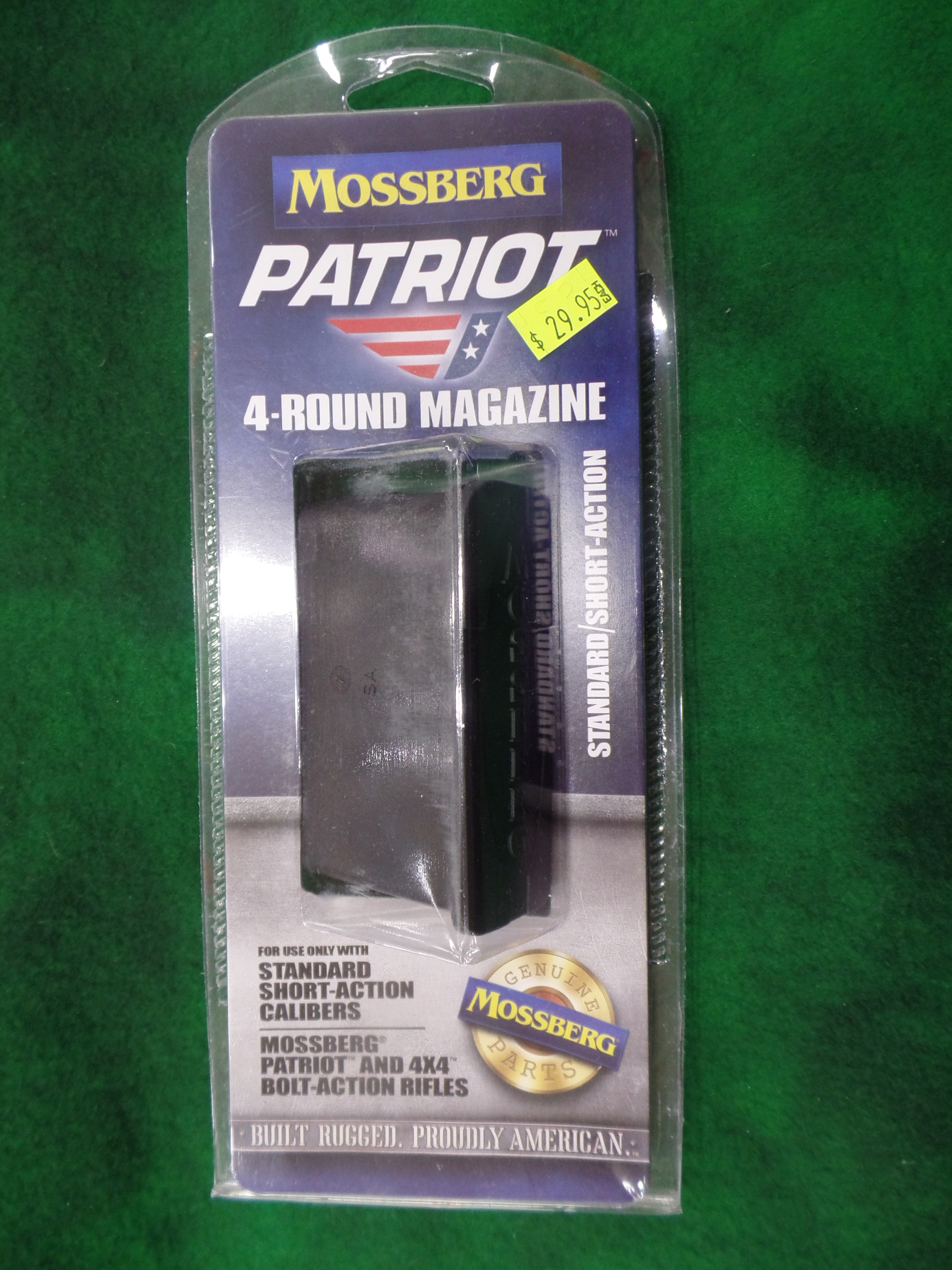 New Mossberg Patriot Short-action 4 Round Mag-img-0