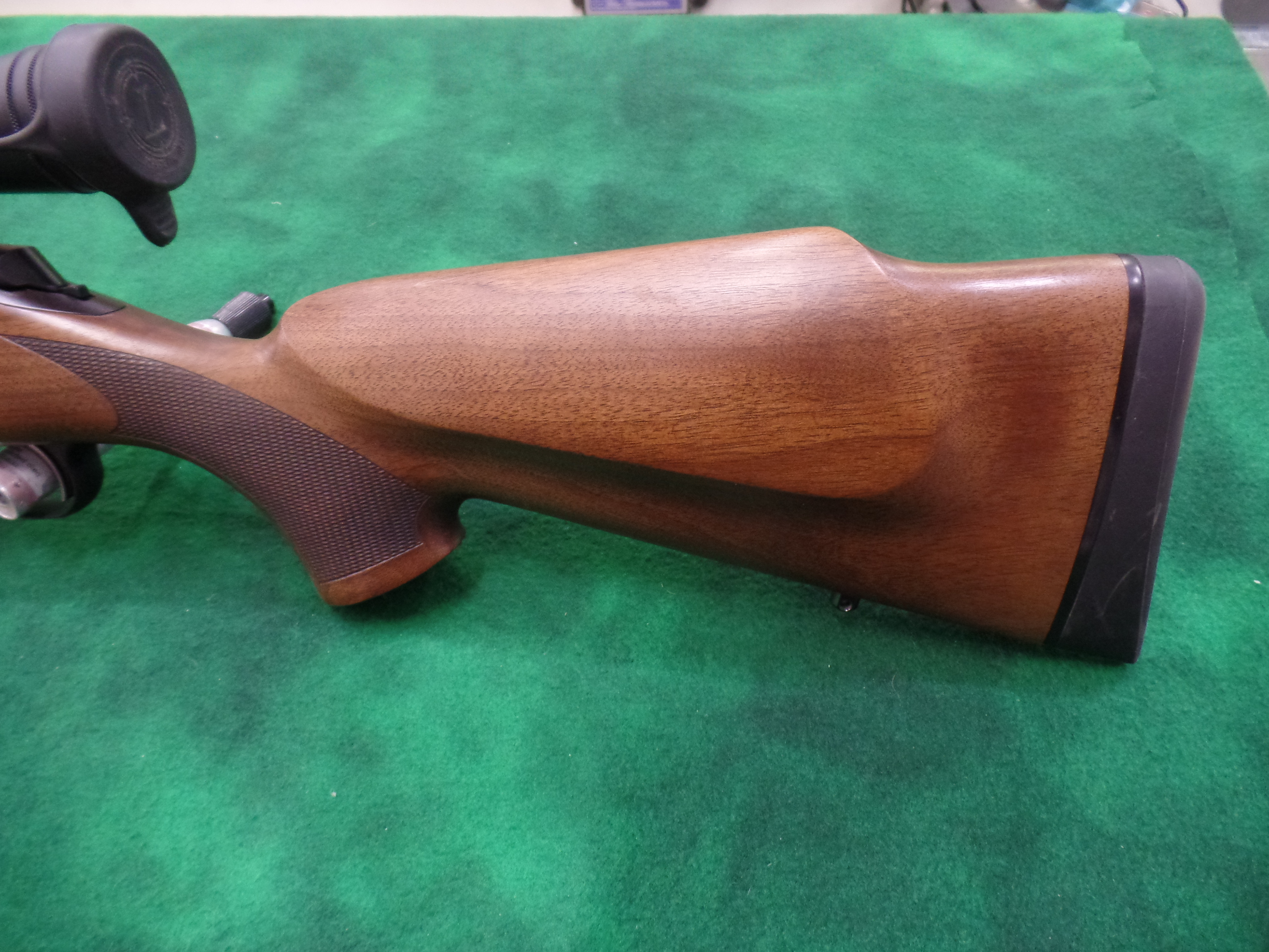 Used Tikka T3 204 Ruger W/Scope-img-7