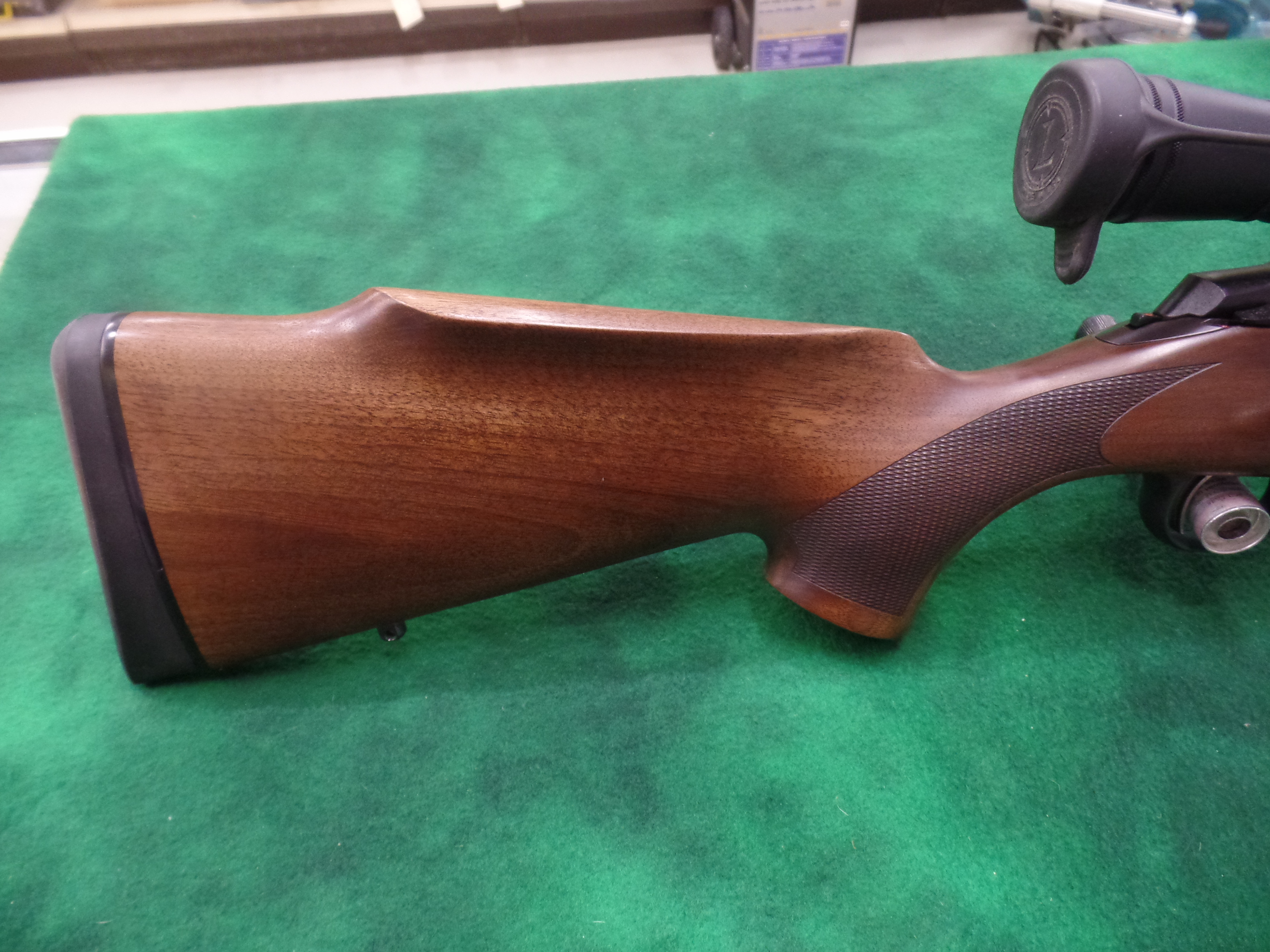 Used Tikka T3 204 Ruger W/Scope-img-1