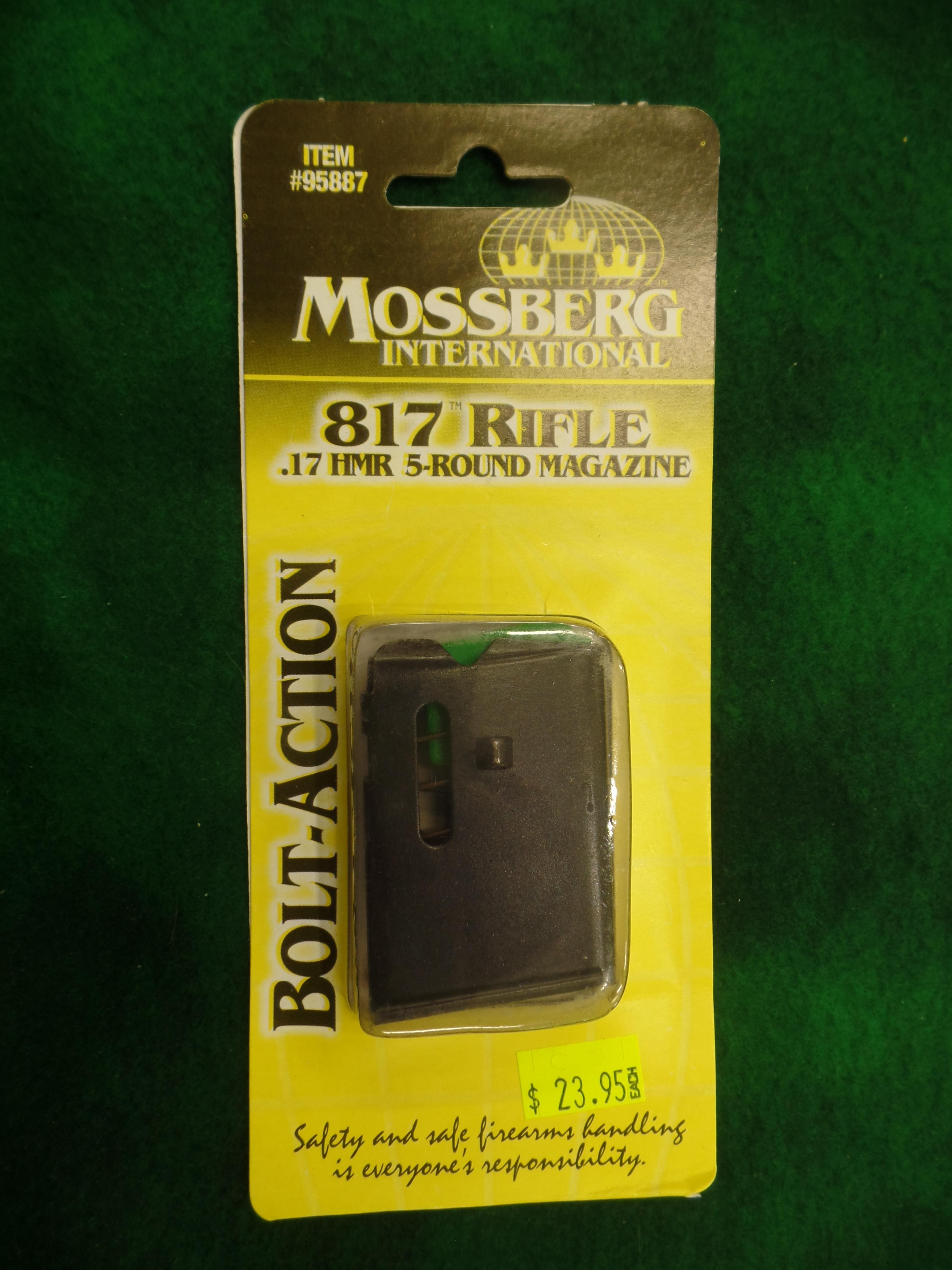New Mossberg 817 5 Round Magazine -img-0