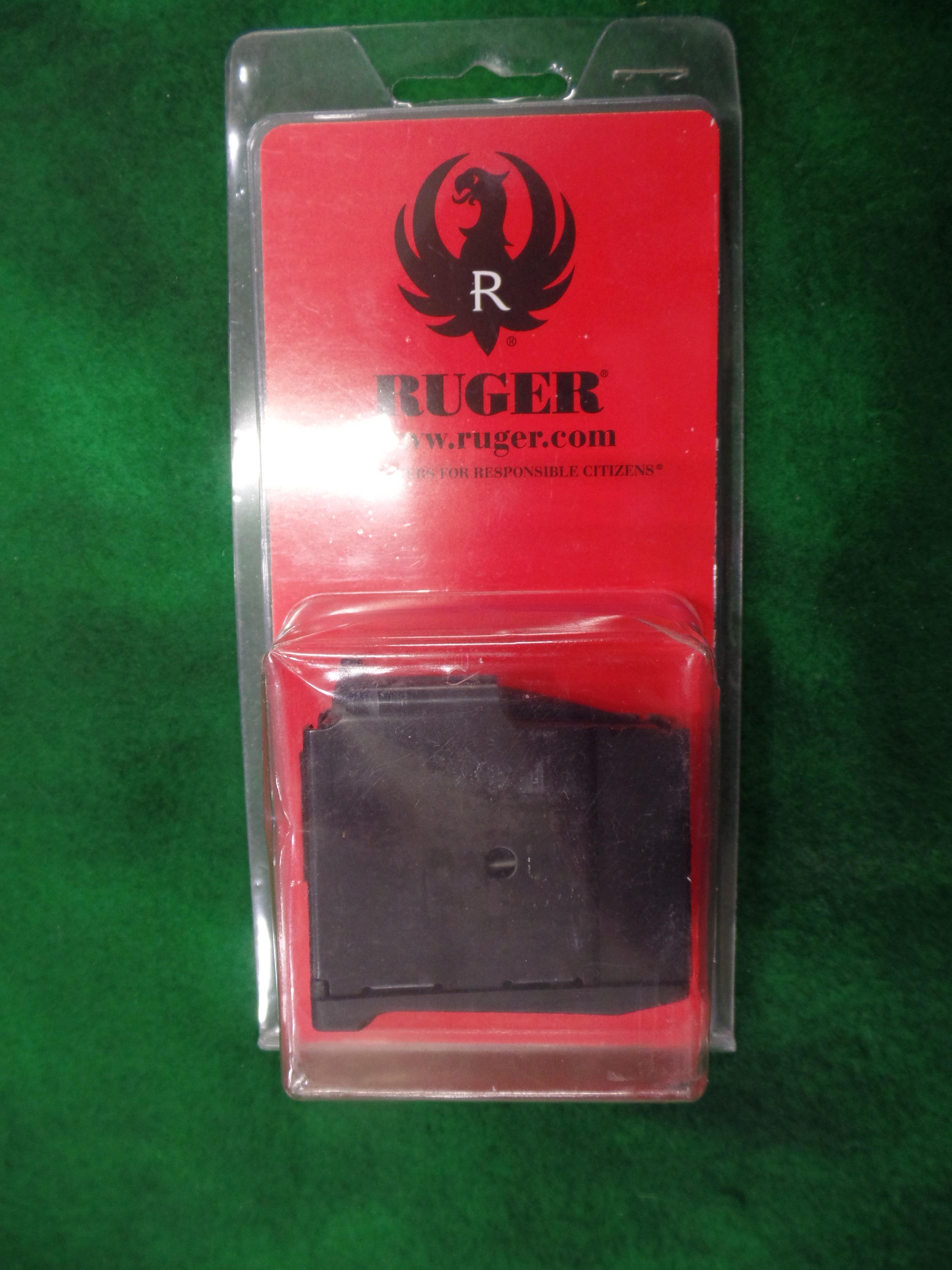 New Ruger Mini-30 5 Round Magazine-img-0