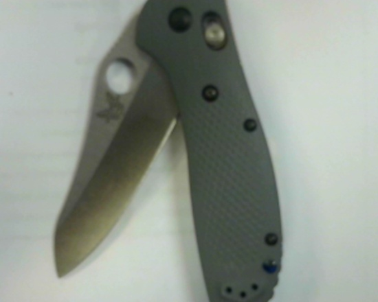 BENCHMADE - 550-1 - FOLDER KNIFE