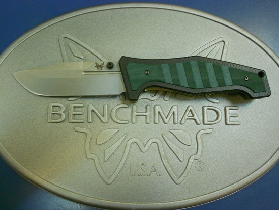 BENCHMADE - 757 SIBERT - FOLDER KNIFE