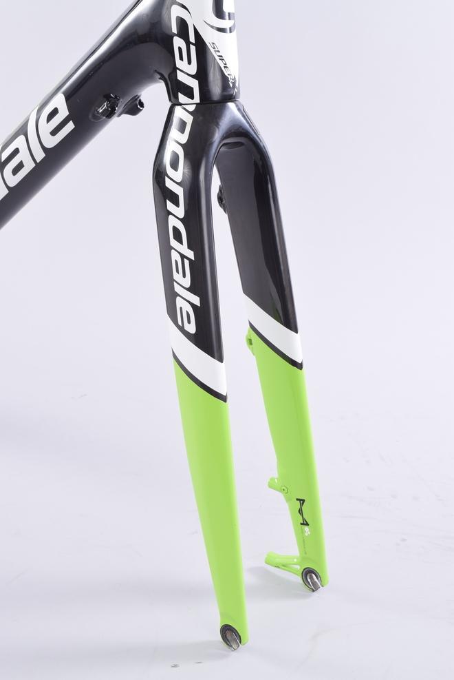 2013 Cannondale Super X Disc Carbon Cyclocross Frameset ...