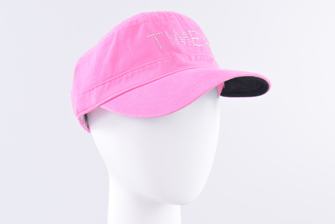 be7a463f636 Headsweats Timex Pink Bedazzled Crew Hat