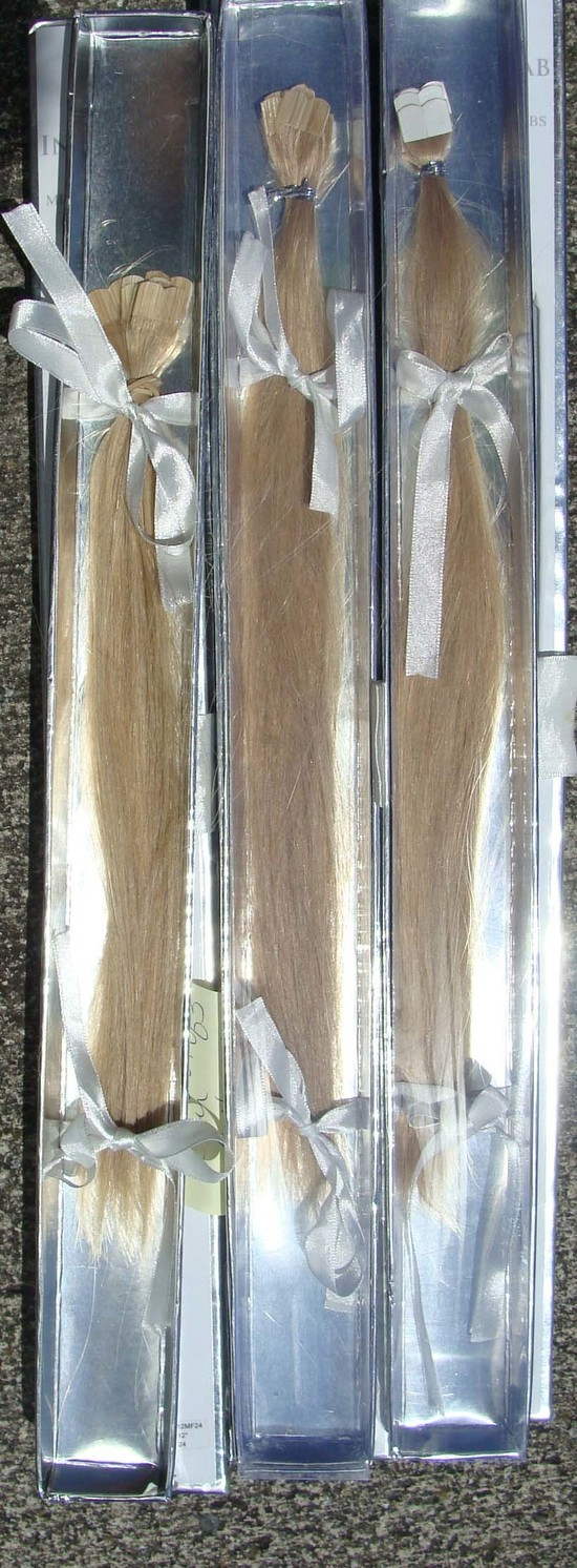 Heh Ron King Invisi Tab Virgin Hair 43 Extensions Micro Fold Pieces