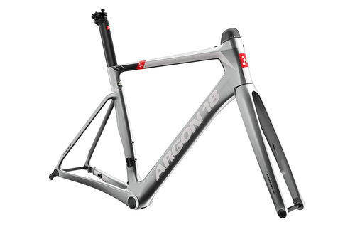 Argon 18 Nitrogen Disc Carbon Aero Road Frameset Medium