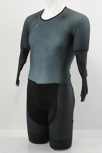Verge Strike Pro Men/'s Speedsuit Long Sleeve Small  Blue Brand New