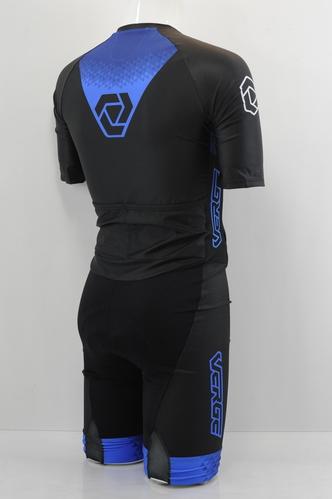 Verge Strike Pro Men/'s Speedsuit Long Sleeve Medium Blue Brand New