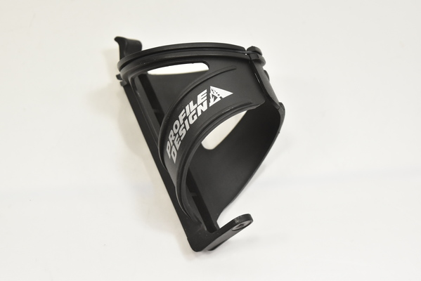 Profile Design Nylon Kage Water Bottle Cage with Retention Band Black