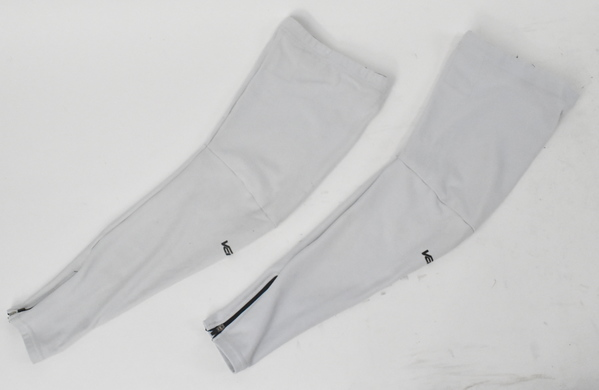 Verge Fleece Cycling Leg Warmers Black Large New Old Stock