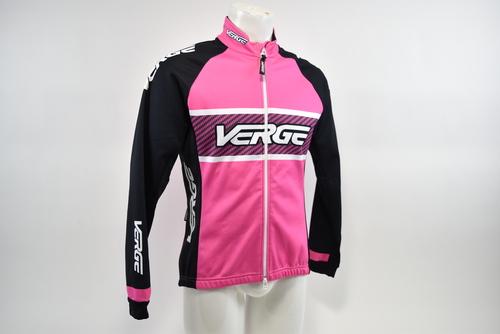 Brand New Verge Women/'s Elite Warsaw Winter Cycling Jacket Pink//Carbon//Blk Sm